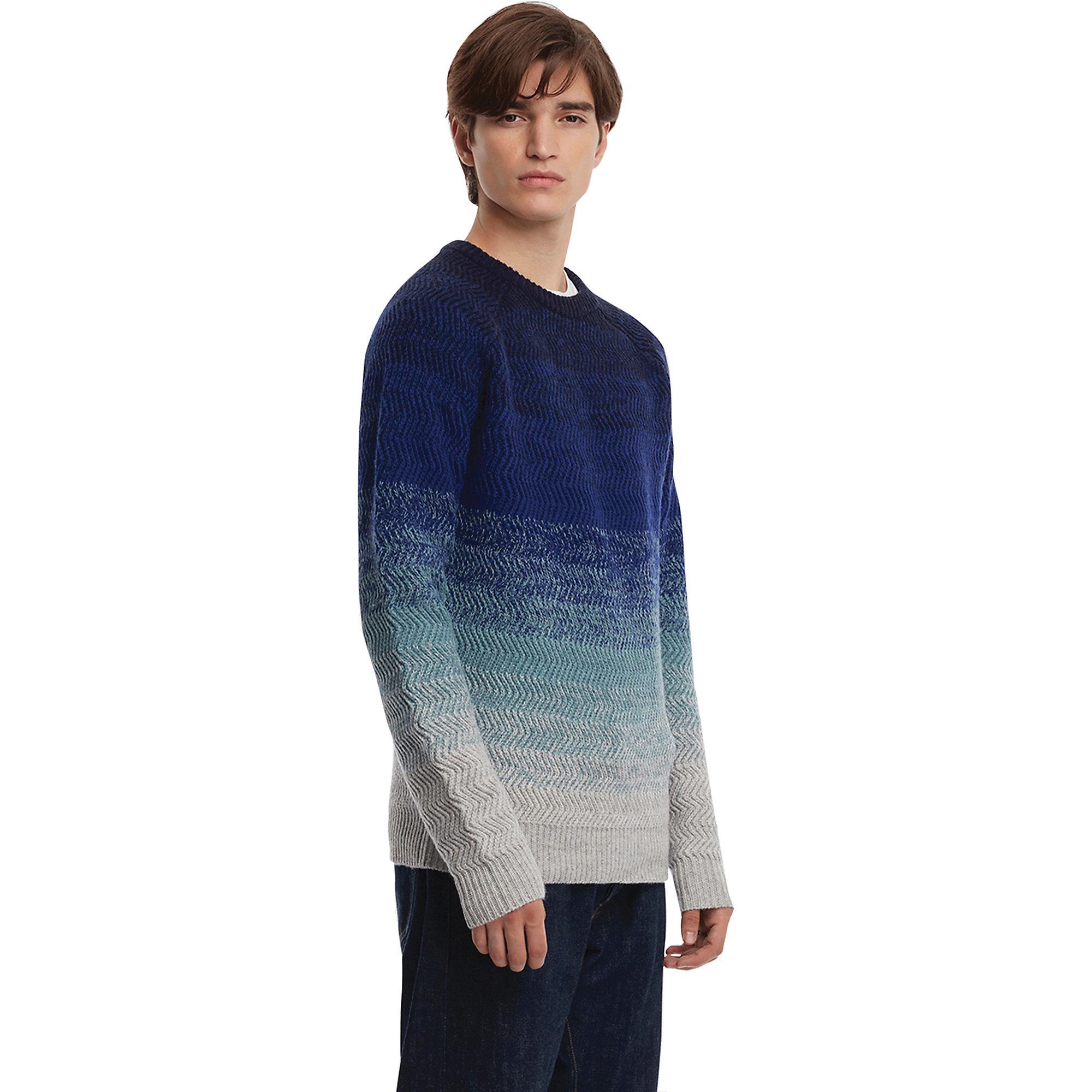2c80750c3bd1c5 Penfield Bartlett Knit Sweater in Blue for Men - Lyst