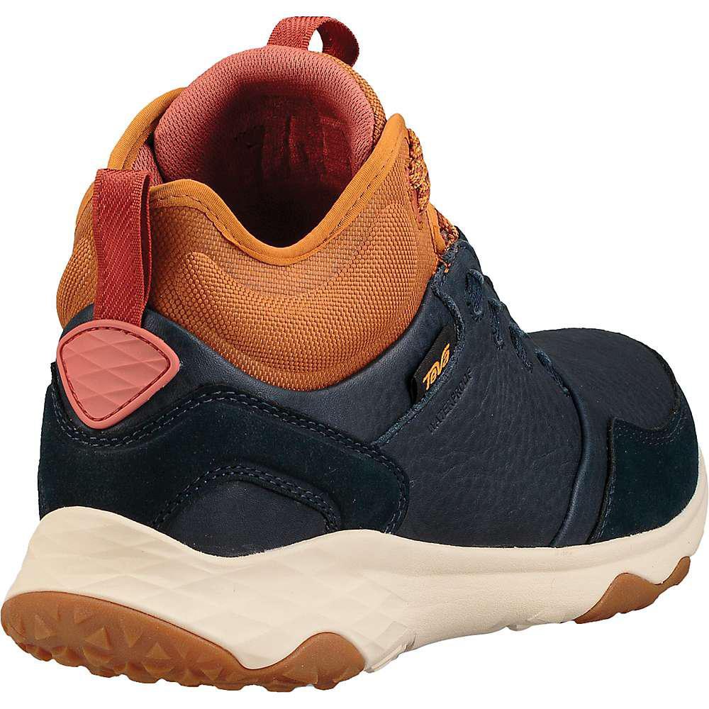 d795236e6e5c Teva - Blue Arrowood 2 Mid Waterproof Sneakers for Men - Lyst. View  fullscreen