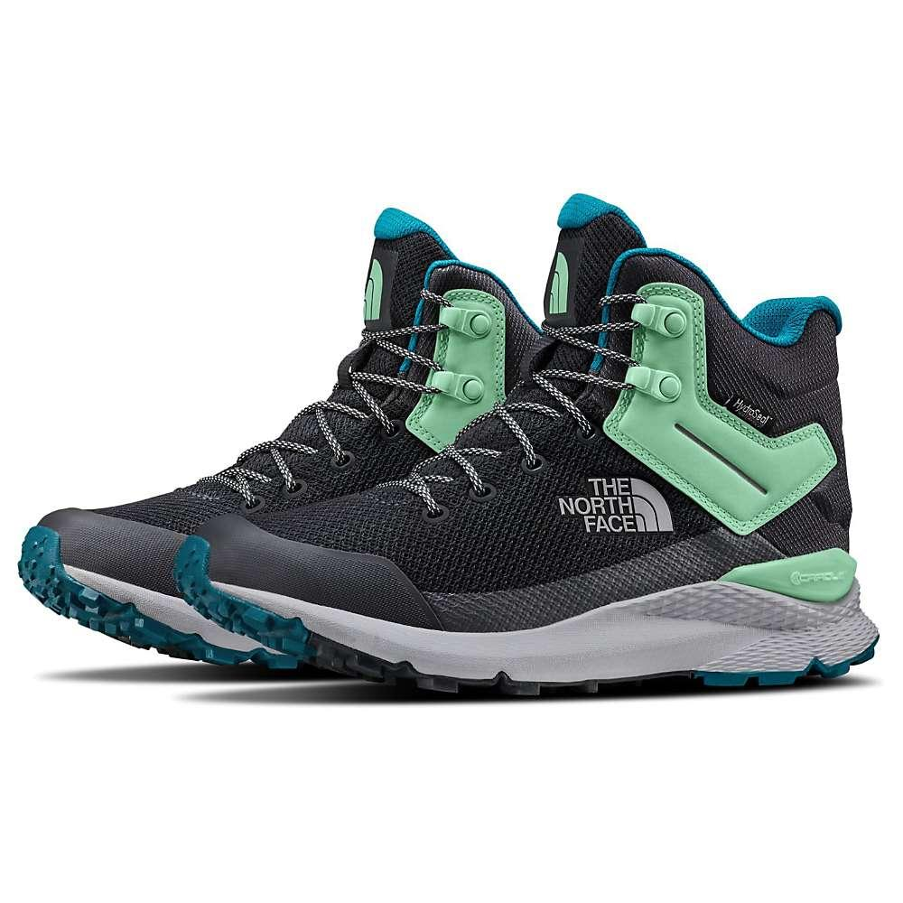 3754df473 Lyst - The North Face Vals Mid Waterproof Shoe in Gray