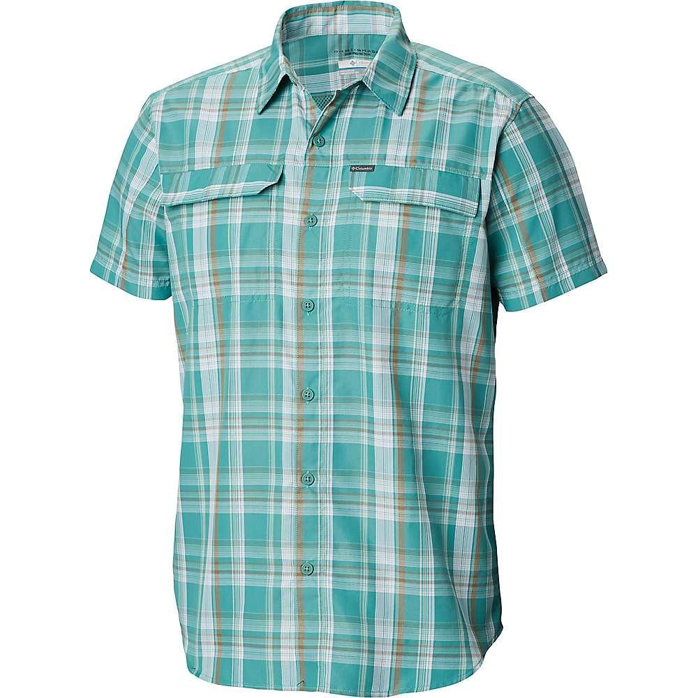 ad9280ebfe2 Lyst - Columbia Silver Ridge 2.0 Multi Plaid Ss Shirt in Blue for Men