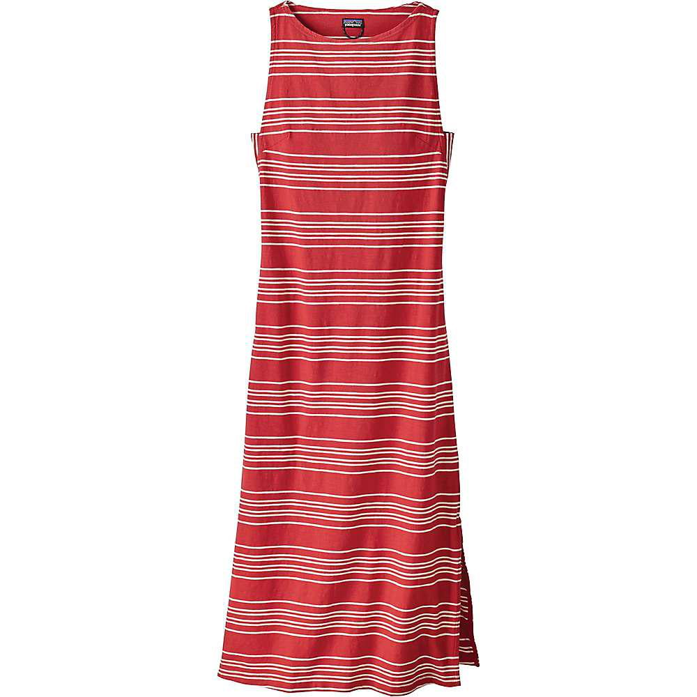 dbfe726860d Lyst - Patagonia Amber Dawn Tank Dress in Red