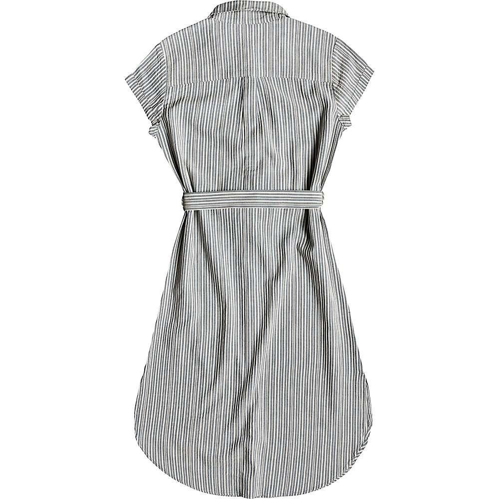 8ffa2c419be2 Lyst - Roxy Sunday Morning Market Dress in Gray