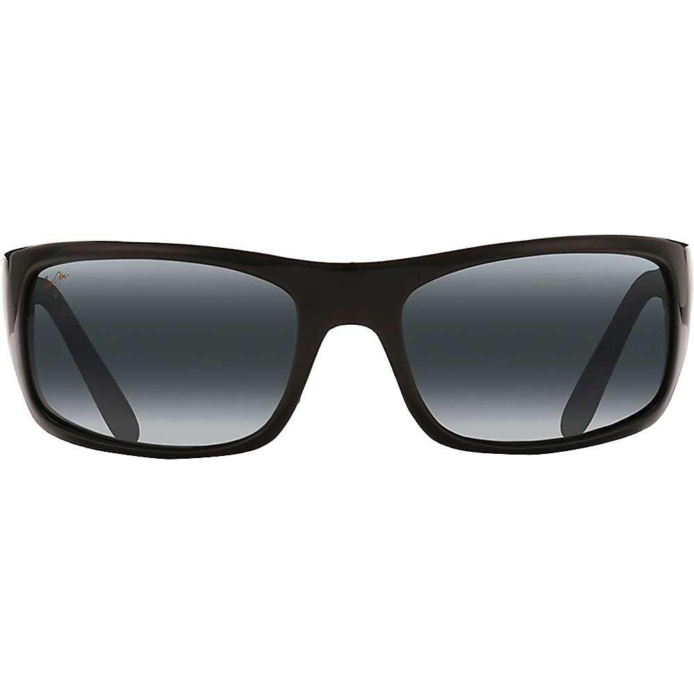 4d7472bd4a Lyst - Maui Jim Peahi Polarized Sunglasses in Black for Men
