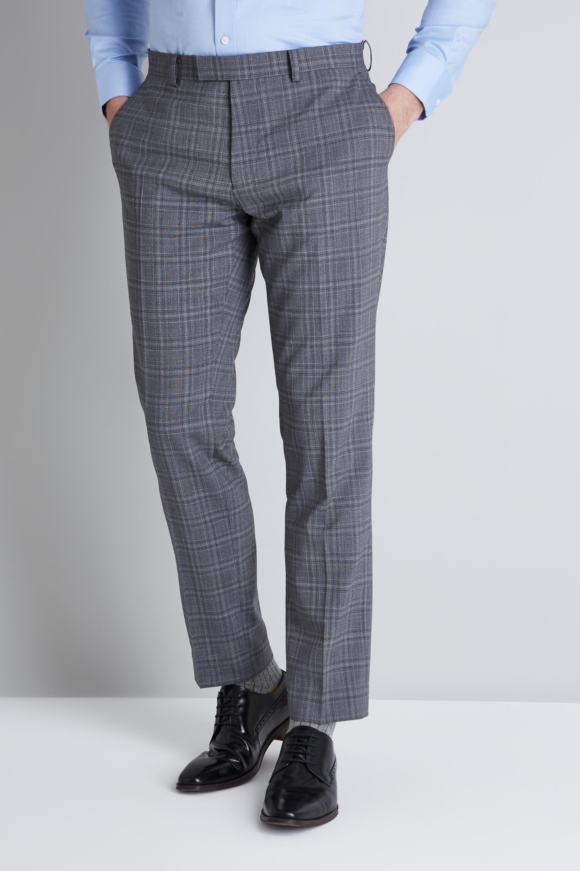 Pay With Visa Sale Online regular tailored trousers - Grey Cerruti Free Shipping Nicekicks NrYocMAPN