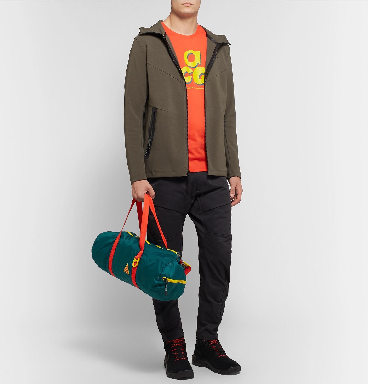 e14b0fe9882f Nike - Multicolor Acg Packable Ripstop Duffle Bag for Men - Lyst. View  fullscreen