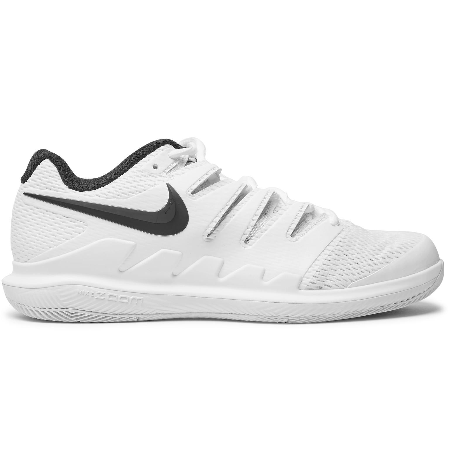 Air Zoom Vapor X Rubber And Mesh Sneakers Nike SvgH4A