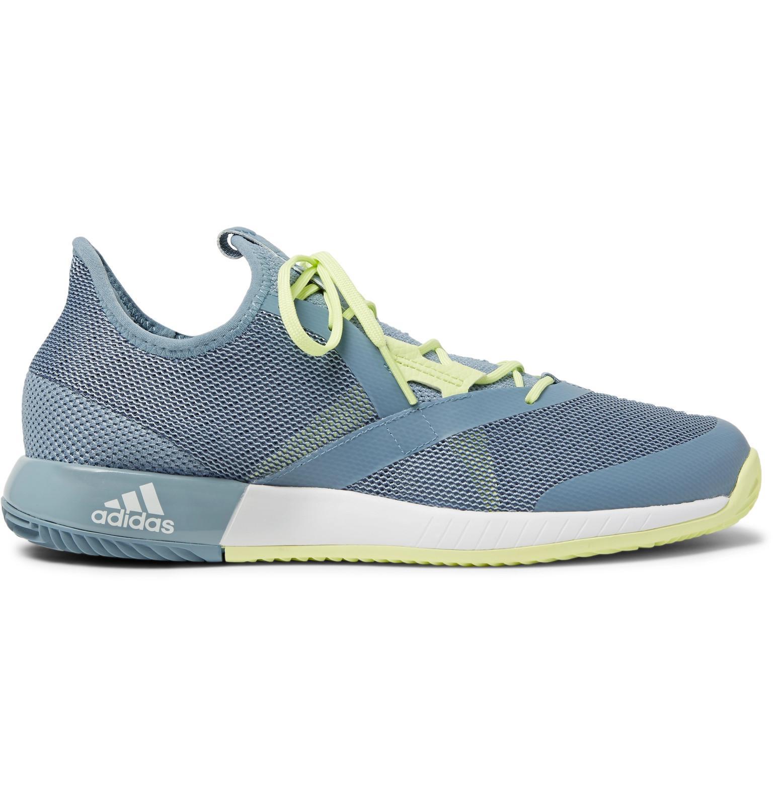 Adidas Originali Potato Adizero Defiant Rimbalzare Gomma Potato Originali Maglie Di Tennis 7915df