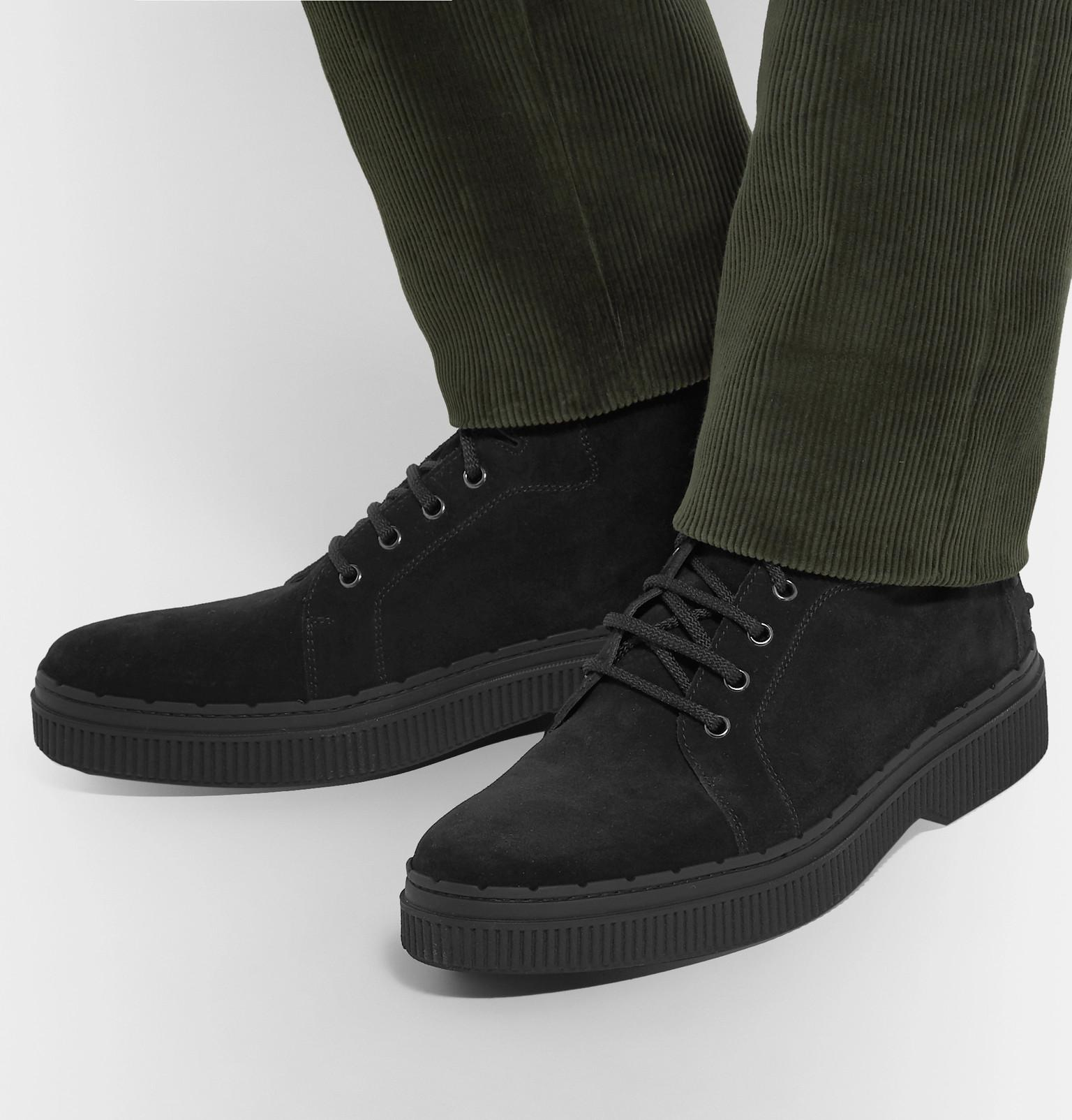 the best attitude f855d 07ff3 tods-black-Nubuck-Boots.jpeg