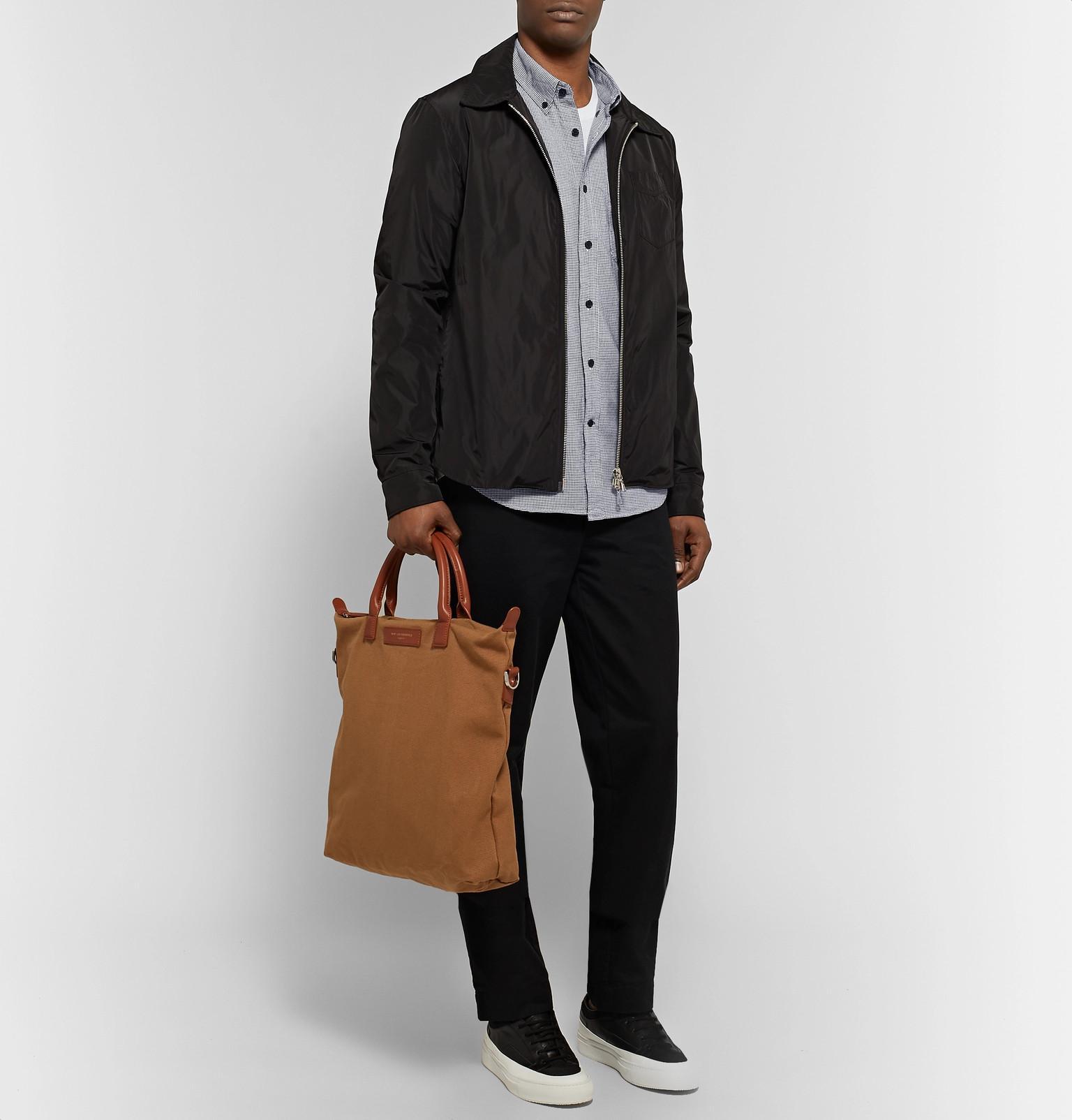 422a7fab2dd Club Monaco - Gray Button-down Collar Puppytooth Cotton-flannel Shirt for  Men -. View fullscreen