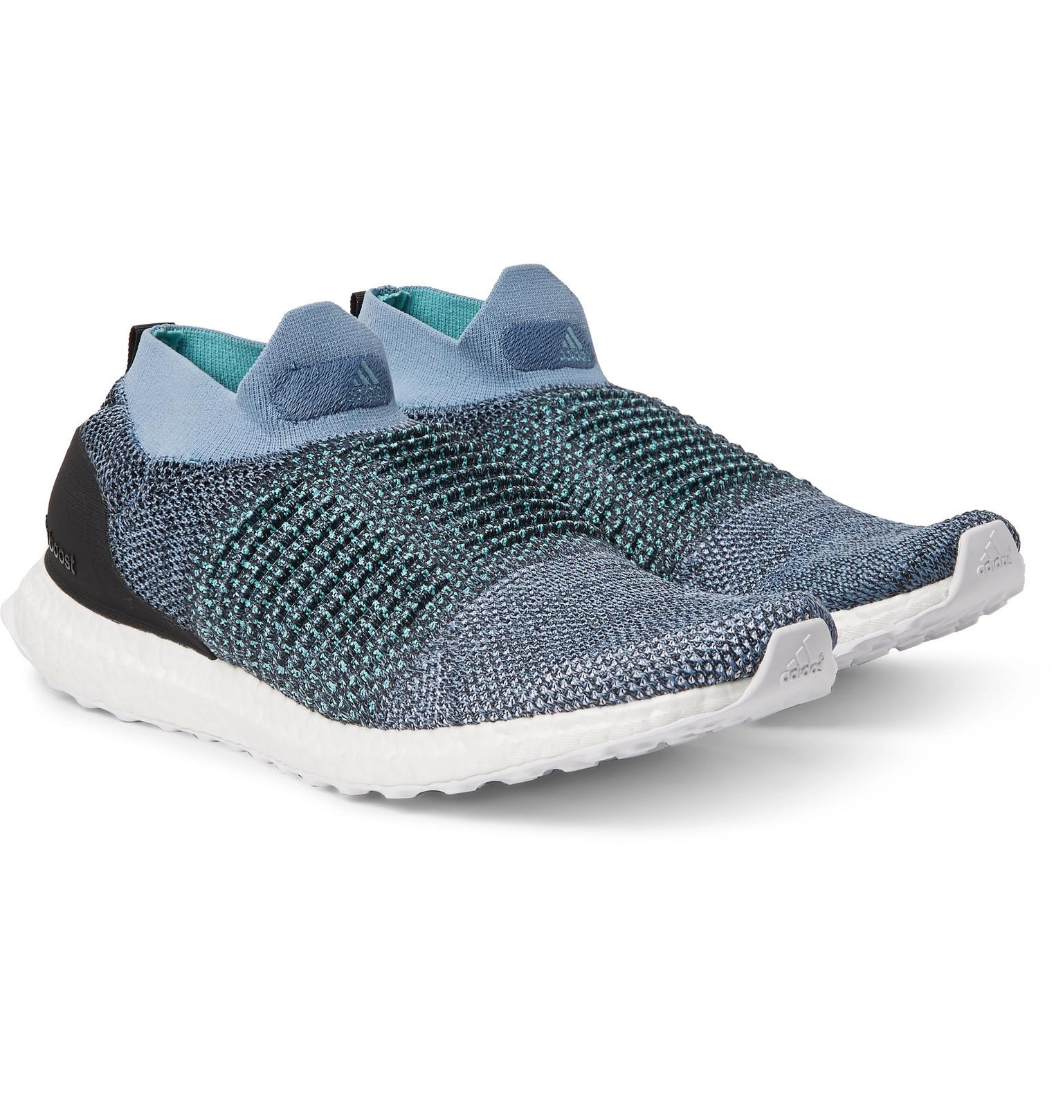 adidas Originals + Parley UltraBOOST Primeknit Slip-On Sneakers sale best prices low shipping online really online buy cheap purchase 5OP9eIbtd