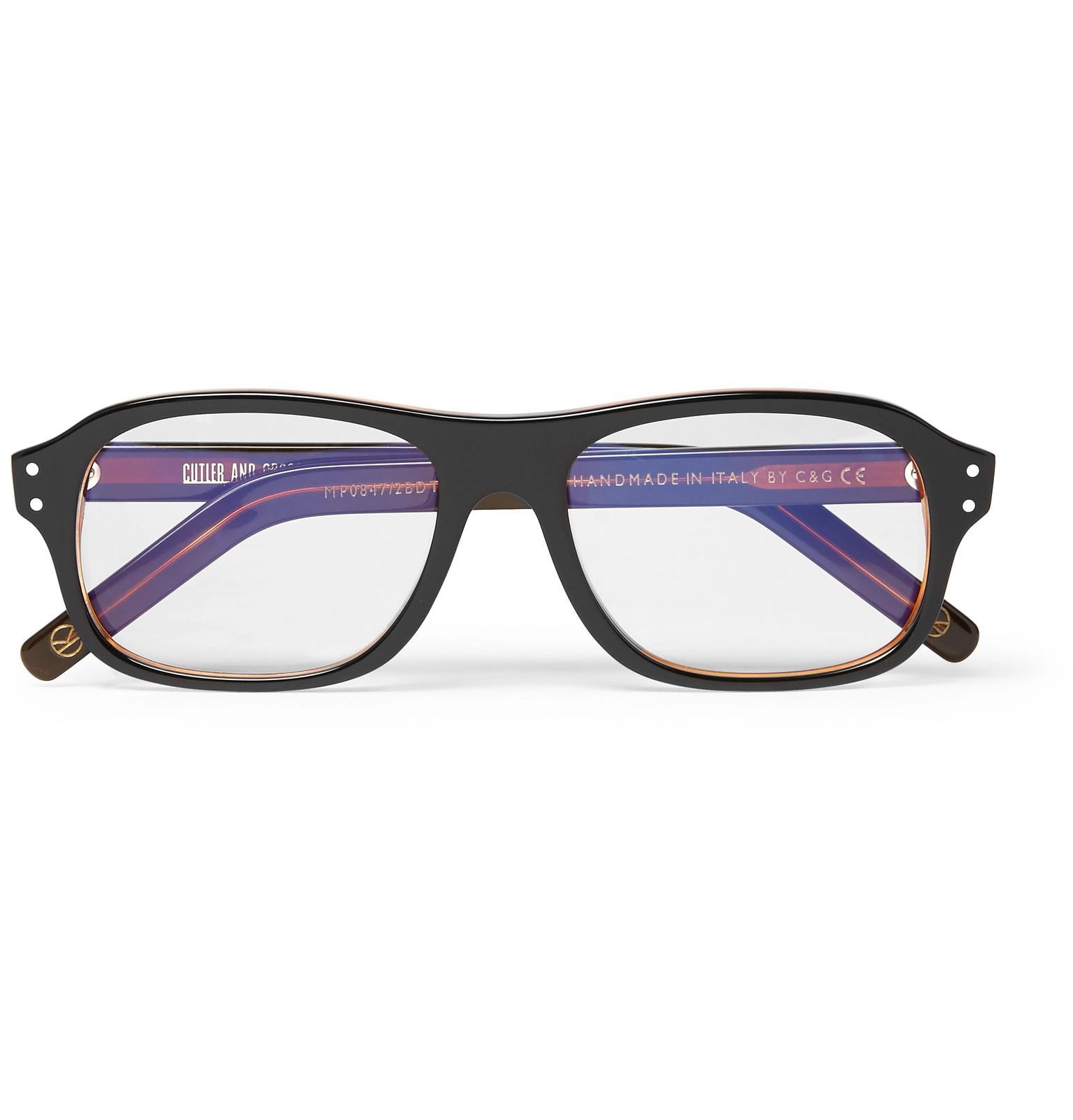 Cutler & Gross square frame sunglasses Cheap Shop Offer wifPd4rbs