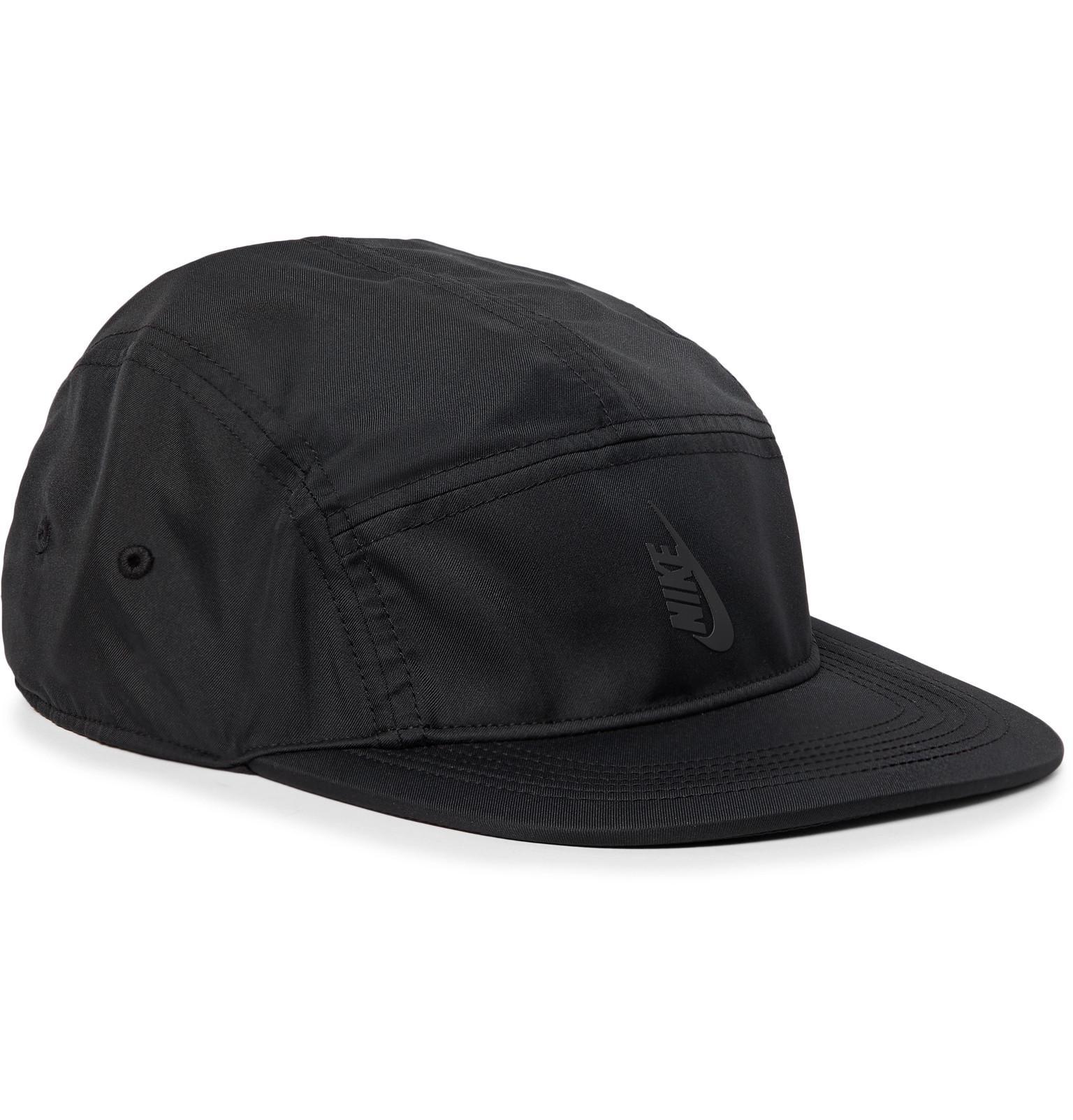 bcaf13f9d50 Lyst - Nike Nrg Aw84 Logo-appliquéd Dri-fit Baseball Cap in Black ...