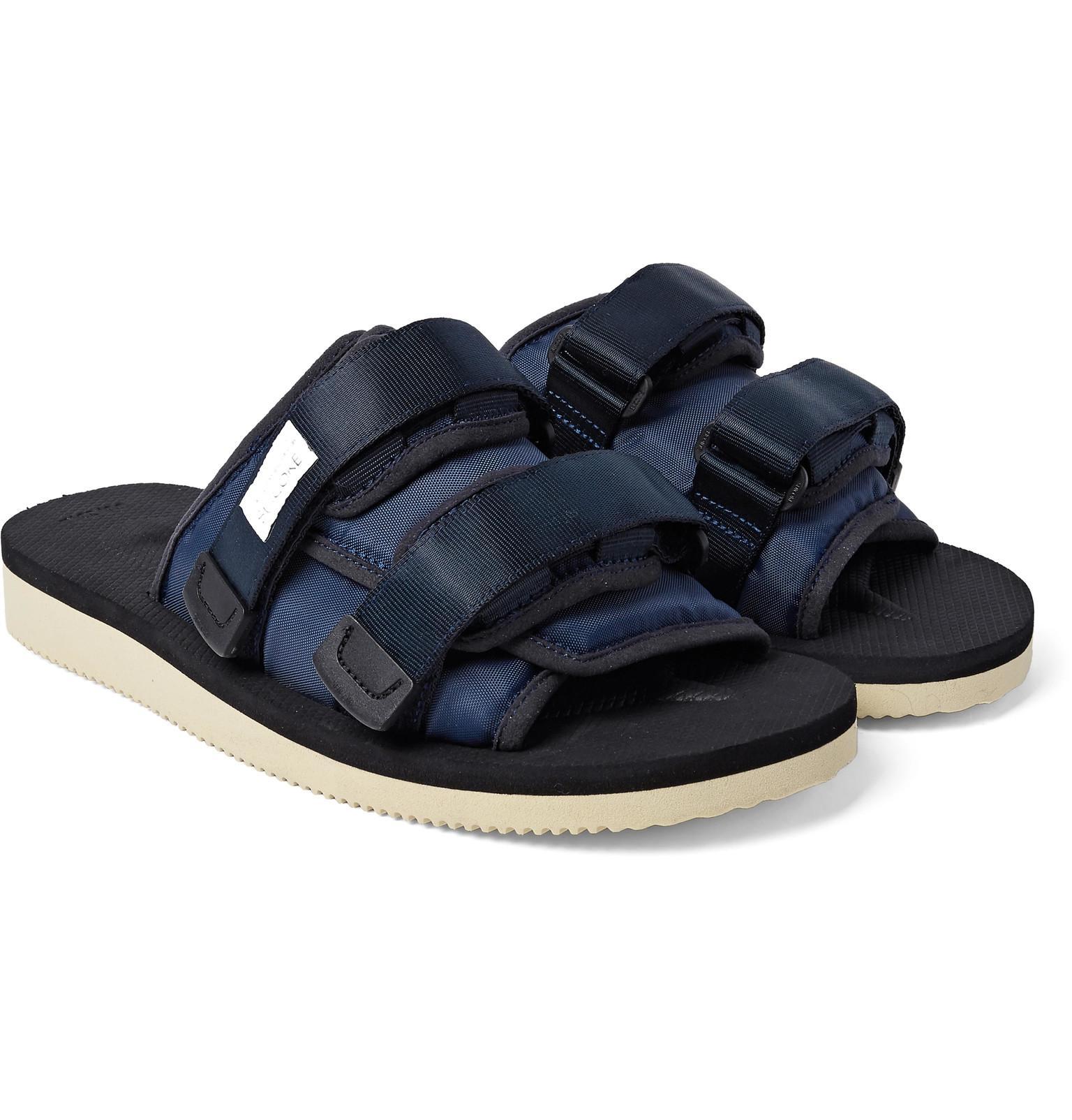 Blue Suede Shoes Brand Sandals