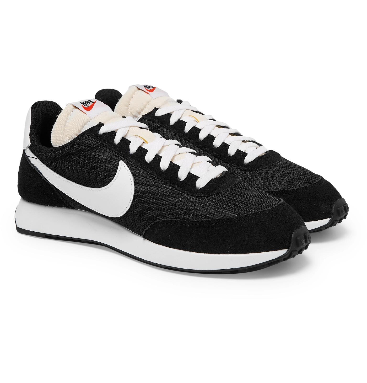buy popular e85d2 0a1aa Nike. Mens Black Air Tailwind ...