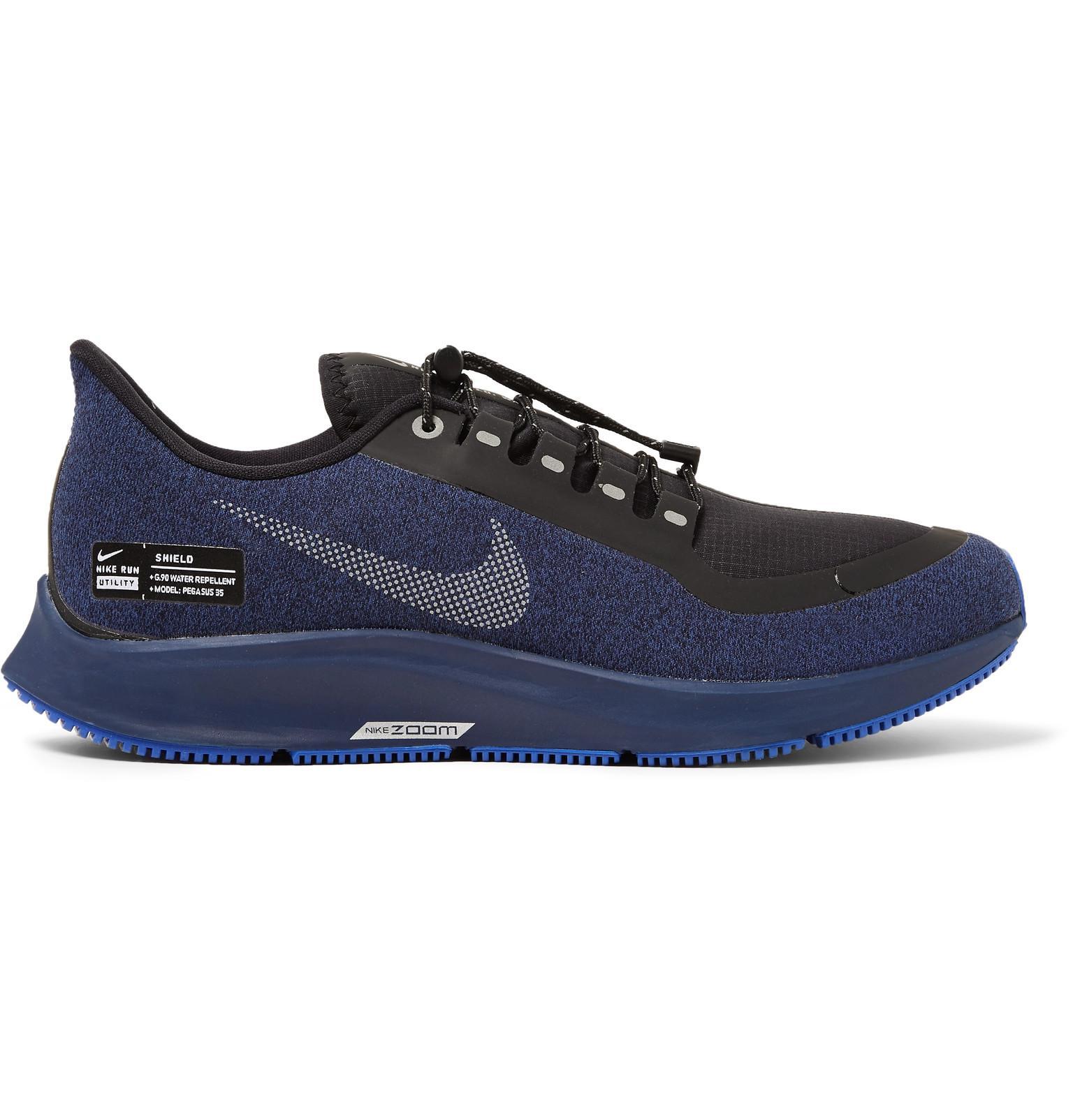 e512332e8779c6 Lyst - Nike Air Zoom Pegasus 35 Shield Water-repellent Sneakers in ...