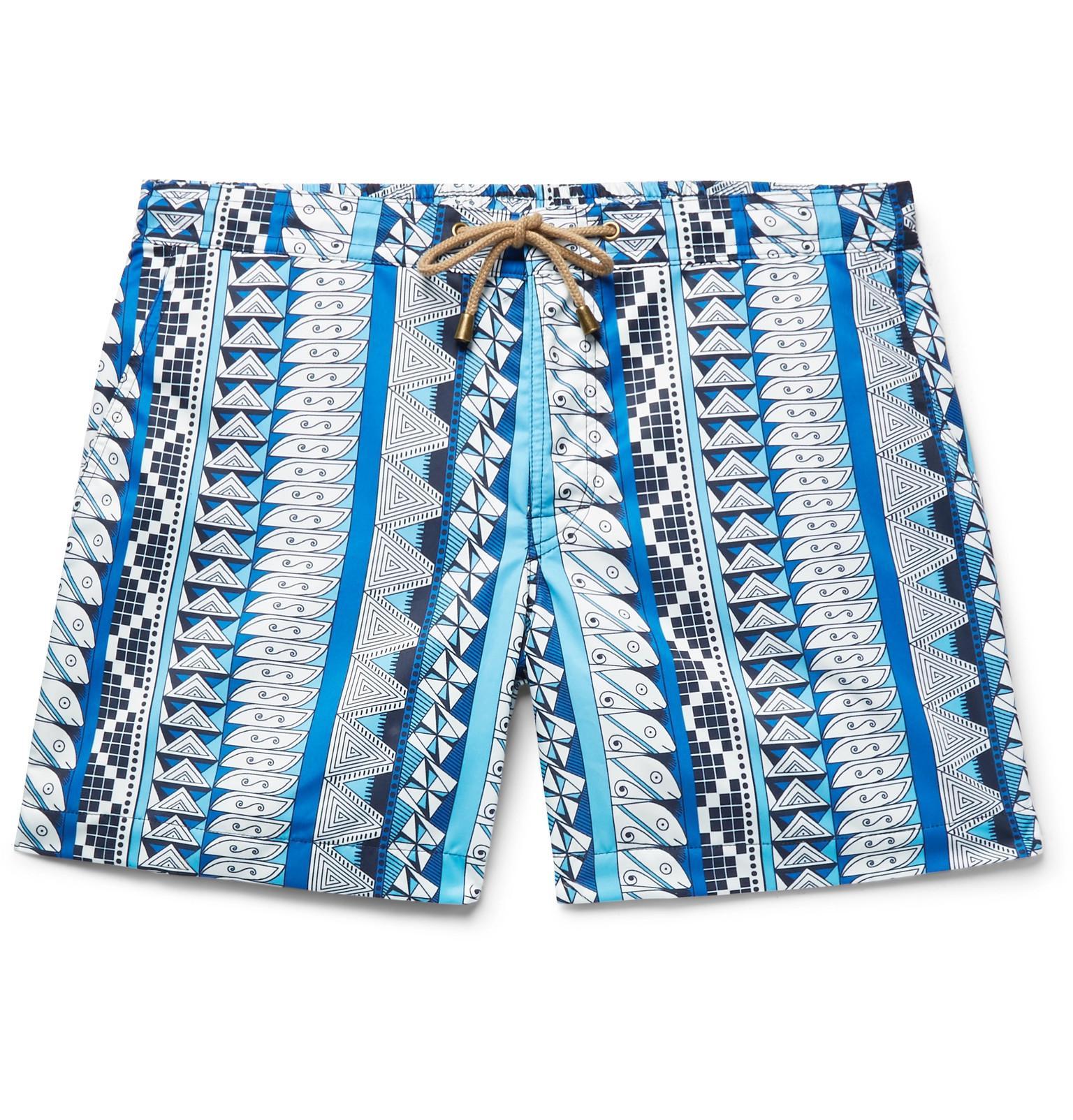 Big Sale Titan Short-length Printed Swim Shorts THORSUN Wiki Cheap Online Cheap Best Cheap Sale Browse Cbe6YWt