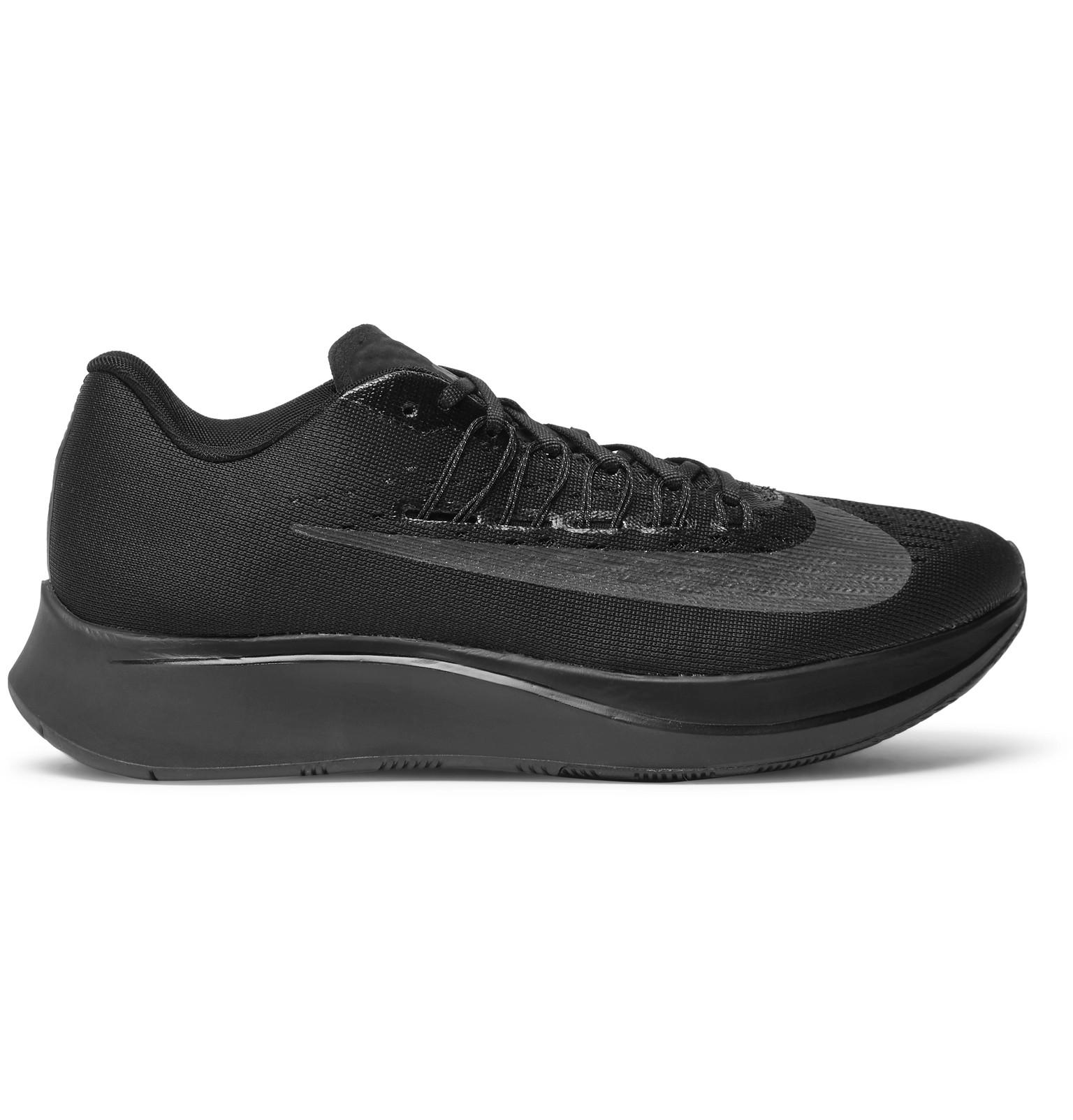 new product 21968 fa026 nike-black-Zoom-Fly-Mesh-Running-Sneakers.jpeg