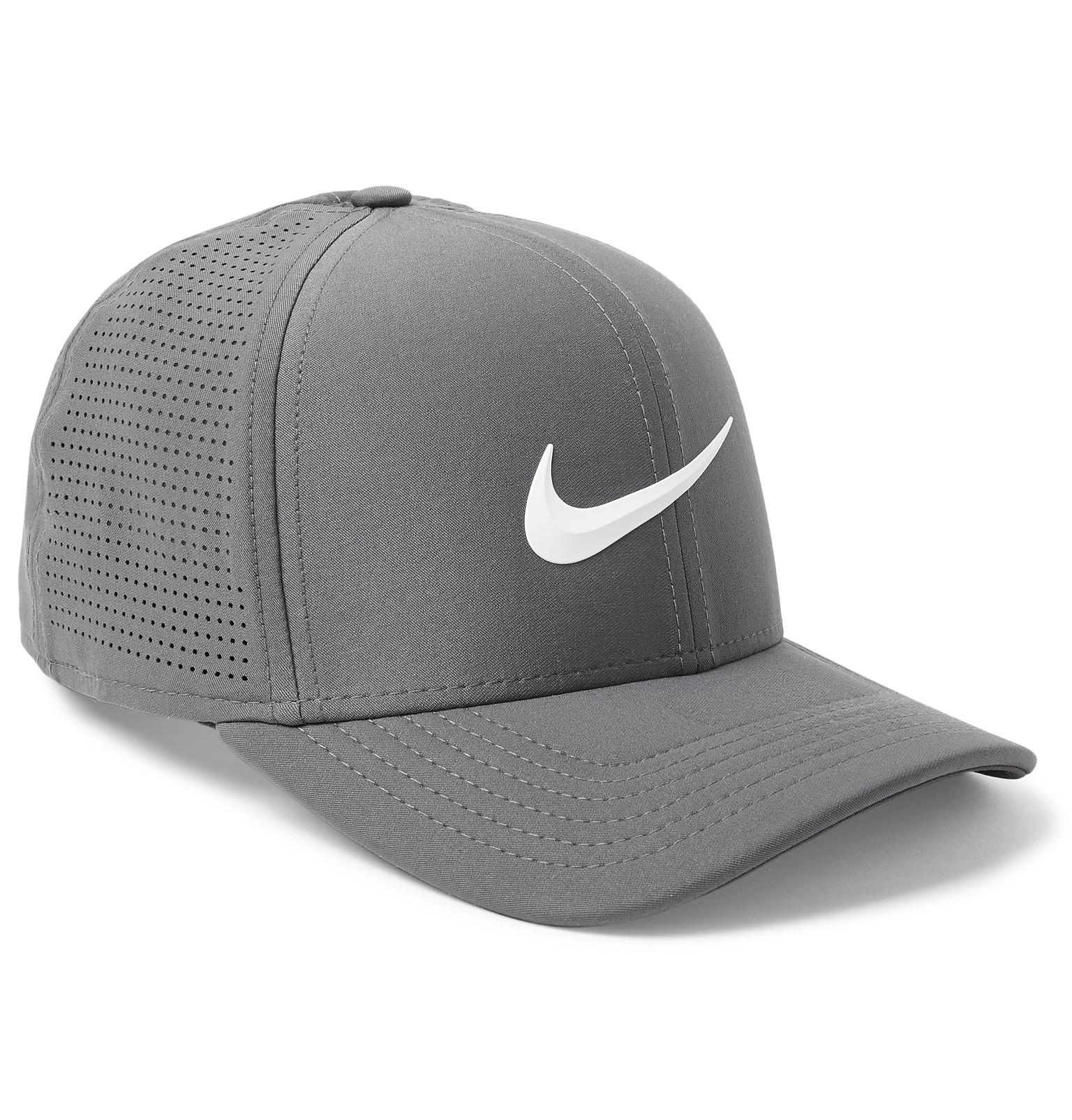787be77b ... Lyst - Nike Aerobill Classic 99 Dri-fit Golf Cap in Gray for Men  8d9df62029a4 ...