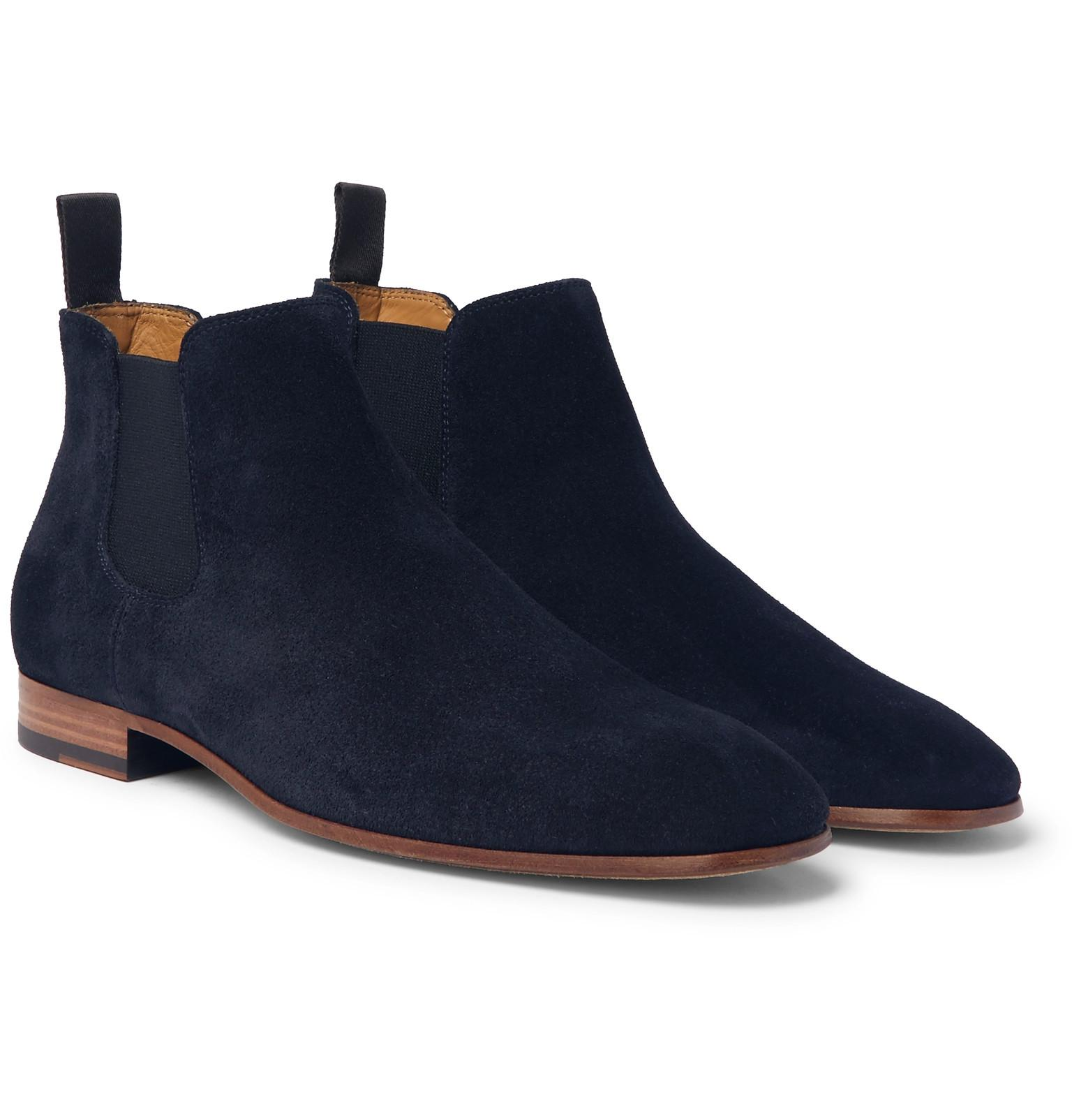 c4d2f264f Clothing, Shoes & Accessories Hugo Boss Shoes Dressapp_Cheb_Bu Ankle Boots  Men Brown Brand New Men's Shoes