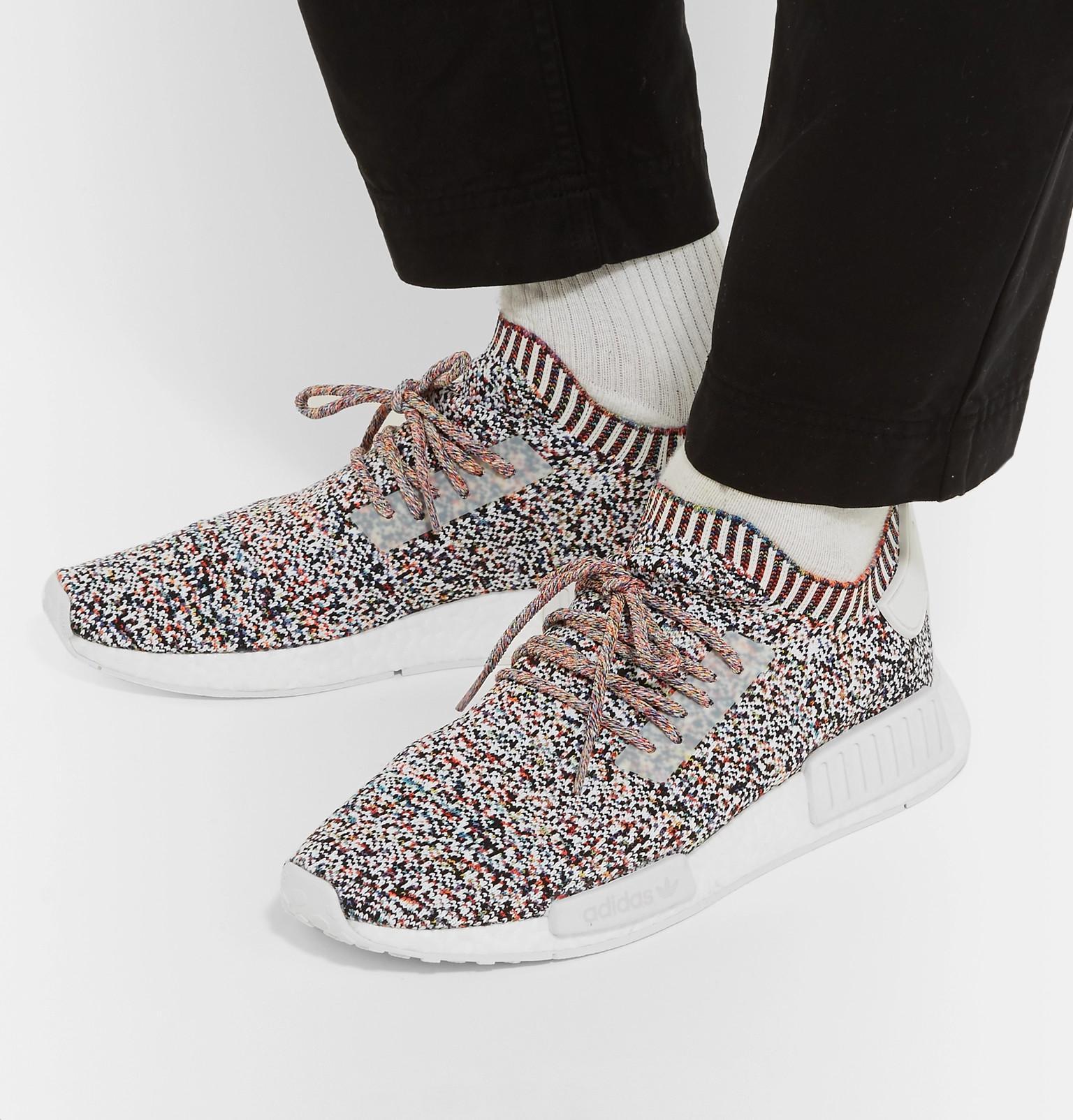 sale retailer 4b92f 60330 Lyst - adidas Originals Nmd R1 Primeknit Sneakers for Men