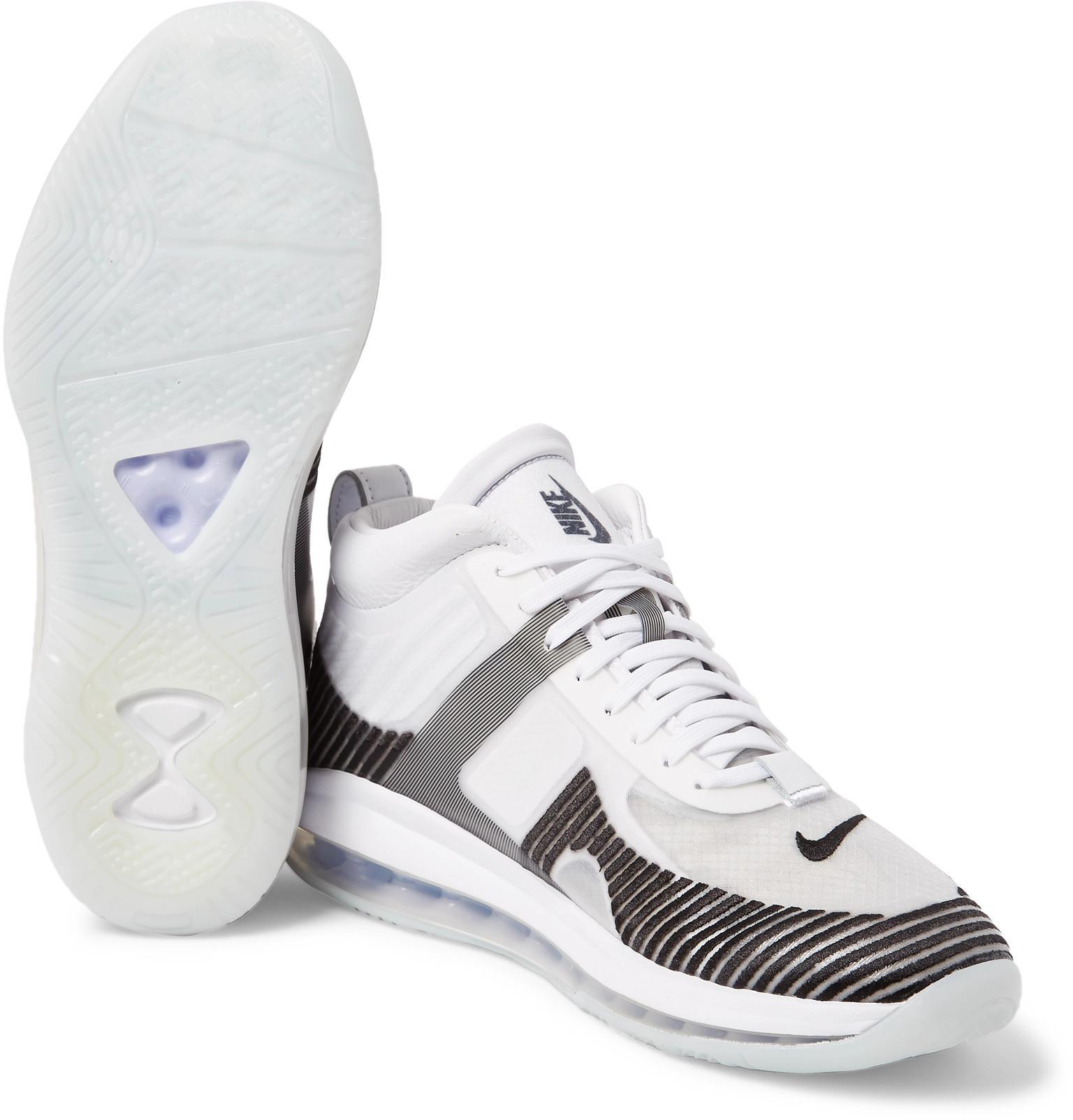 78eee6418bf Nike + Lebron James X John Elliott Icon Qs High-top Sneakers in ...