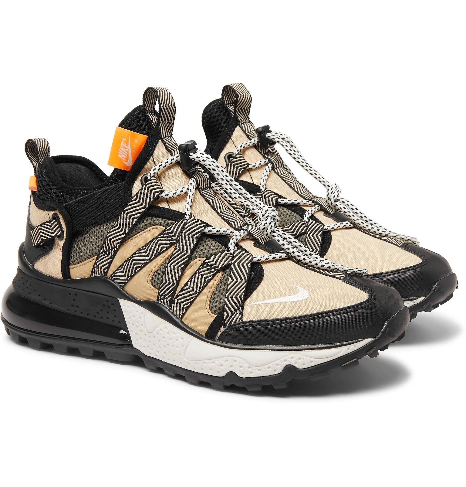 Nike Air Max 270 Bowfin Mesh And Nylon Sneakers for Men - Lyst 34004cfcb