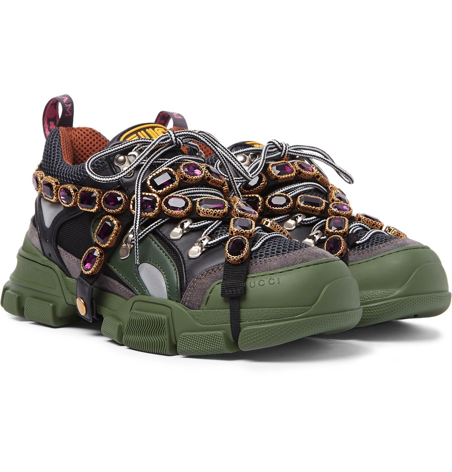Gucci Flashtrek Sneakers Gucci