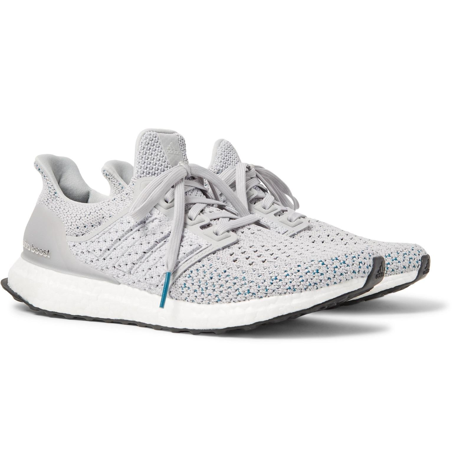 low priced 92f13 6c80c Lyst - adidas Originals Ultraboost Rubber-trimmed Climacool