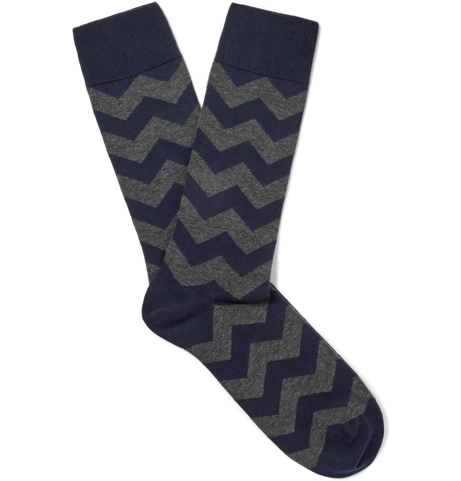 Miller Mélange Stretch Cotton-blend Socks Oliver Spencer Buy Online With Paypal Free Shipping View Particular bTsoQm7