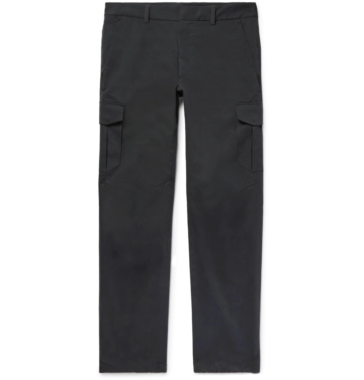 Jay Cotton-blend Cargo Trousers Rag & Bone i7Nj9gmLIJ