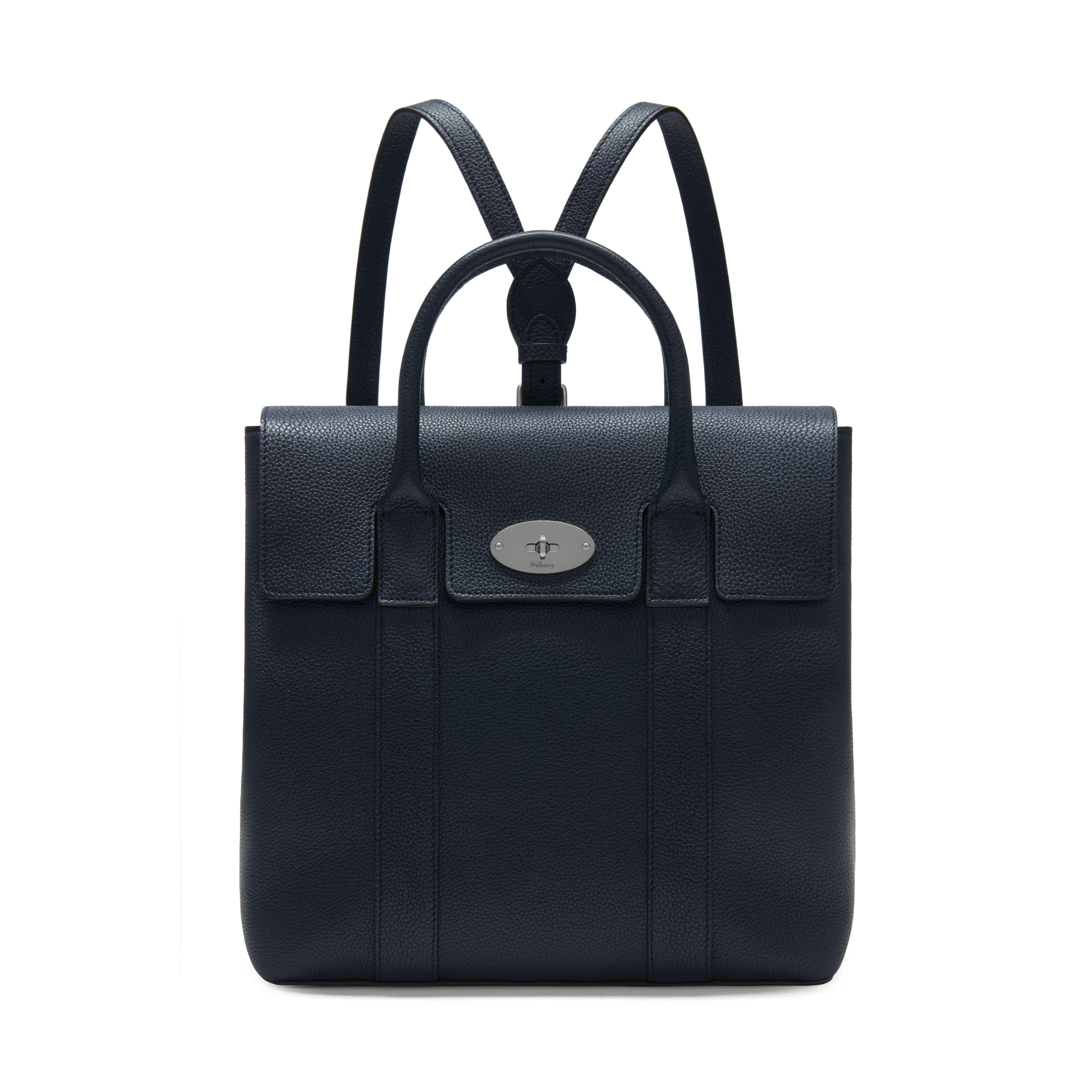 52c716451431 ... store mulberry cookie small bayswater lyst mulberry bayswater backpack  in blue bf4c1 f2bb2