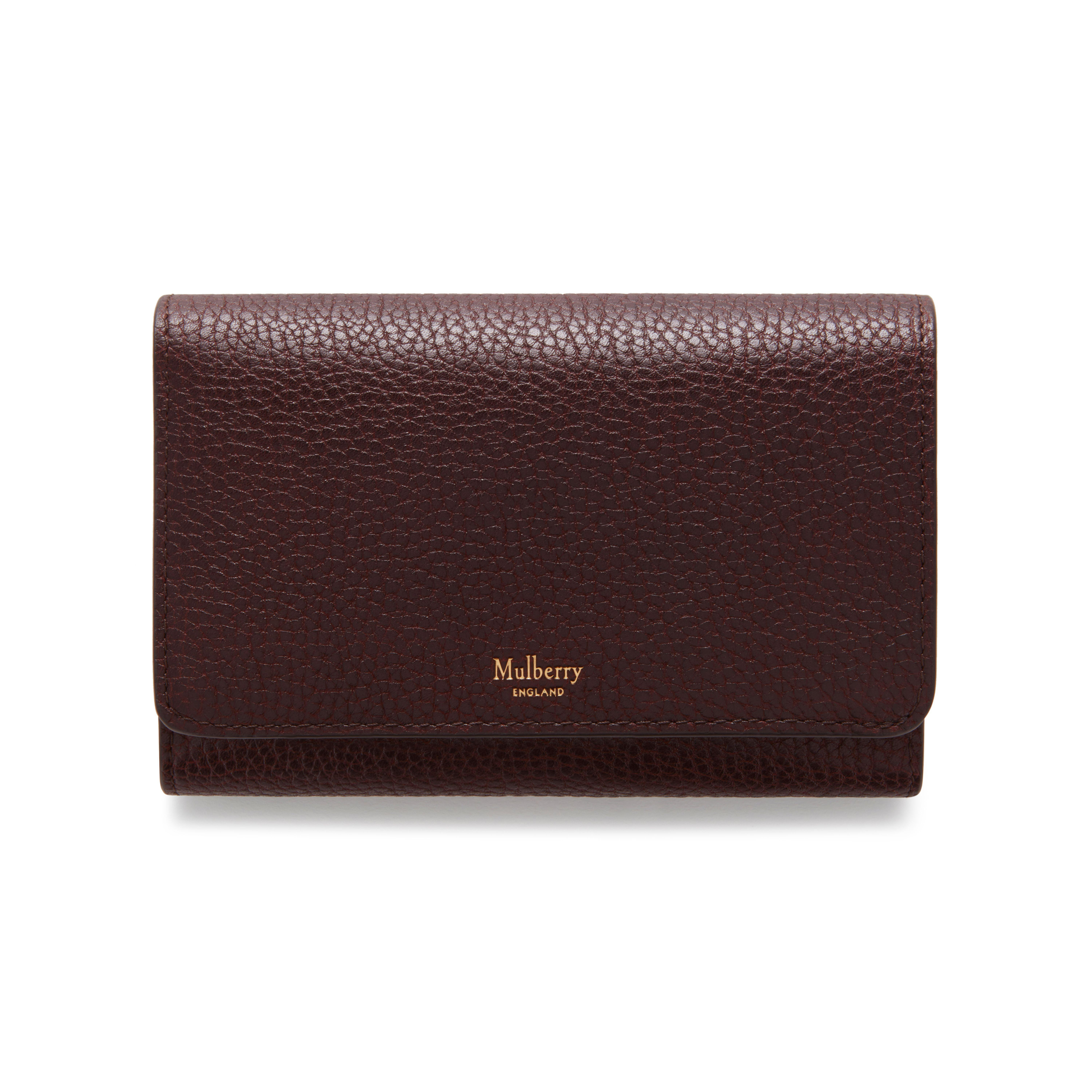 92c0dfd31e7 ... coupon code for mulberry multicolor medium continental french purse lyst.  view fullscreen f046d 0c480