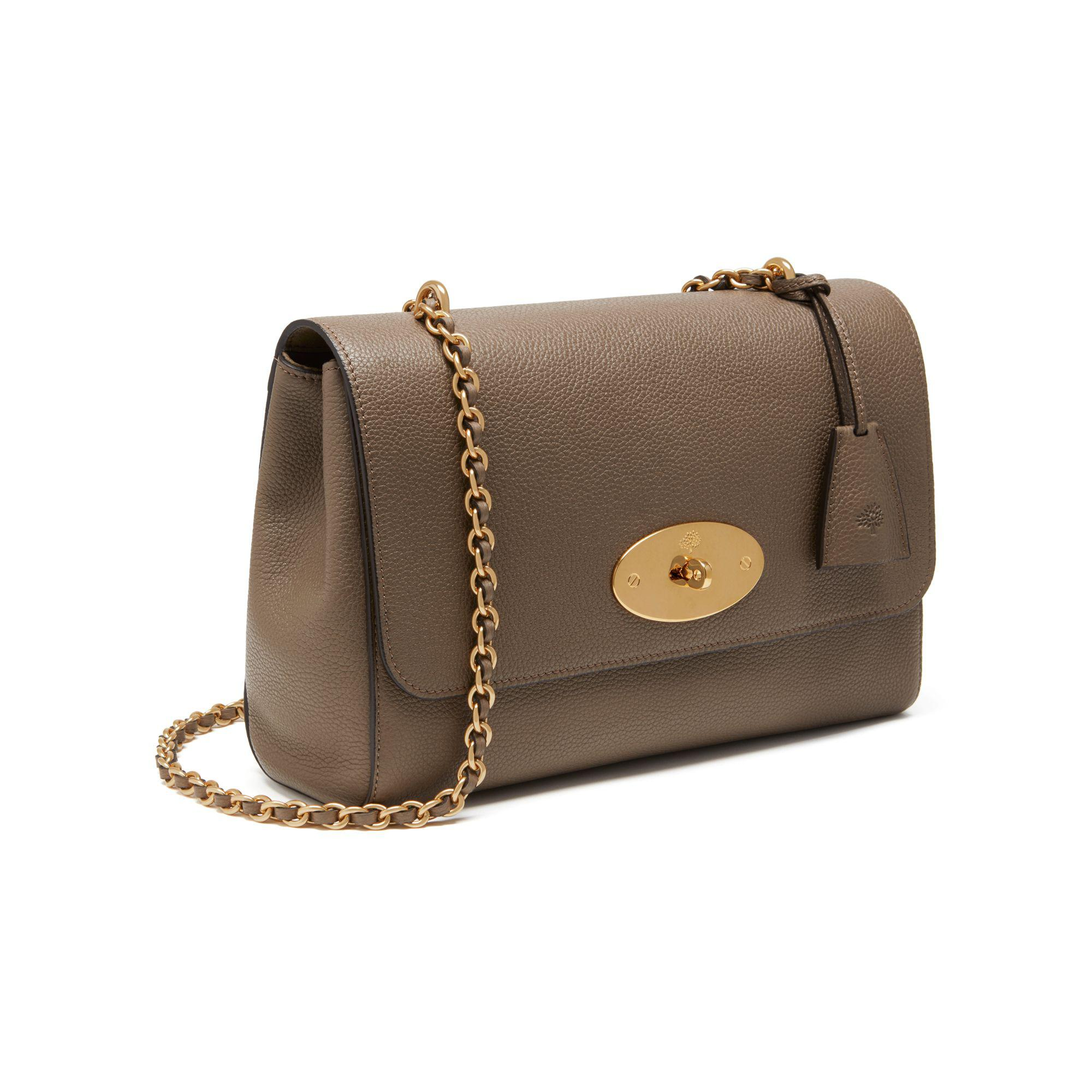 89cfa0d54c ... leather shoulder bag clay for women on sale 56ca1 c32ee spain mulberry  multicolor medium lily lyst. view fullscreen 2a5cd a7c3b