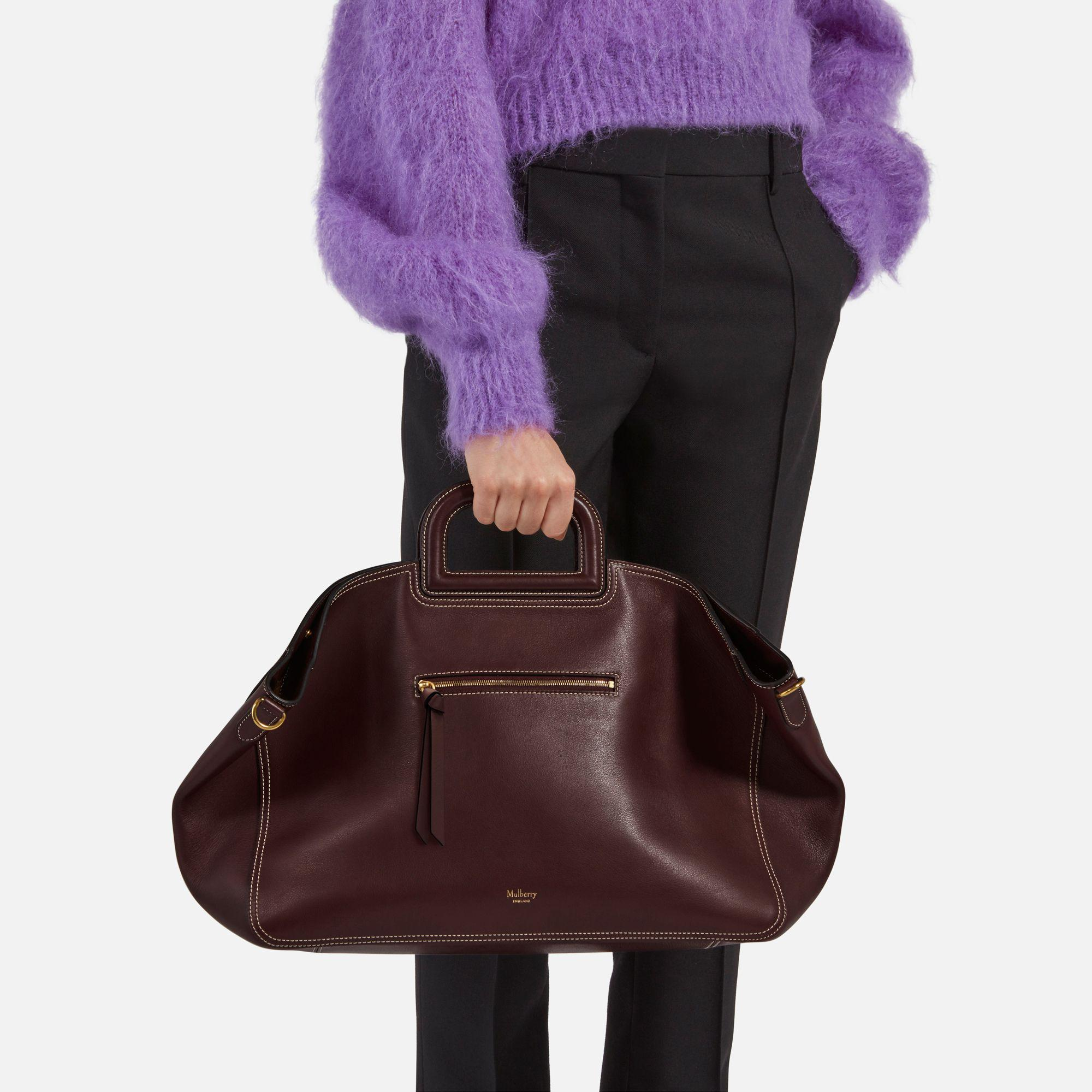 381b10be258d czech mulberry mulberry leighton small leather shoulder bag 3bf9e c98d9   hot lyst mulberry brimley tote 32862 092bd
