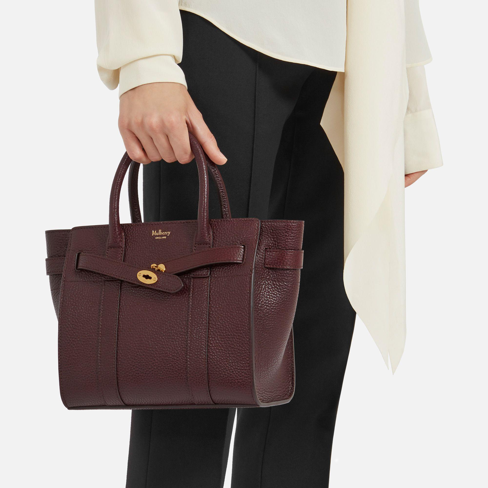 b771f8705e uk mulberry multicolor small zipped bayswater lyst. view fullscreen 2f245  efa5d