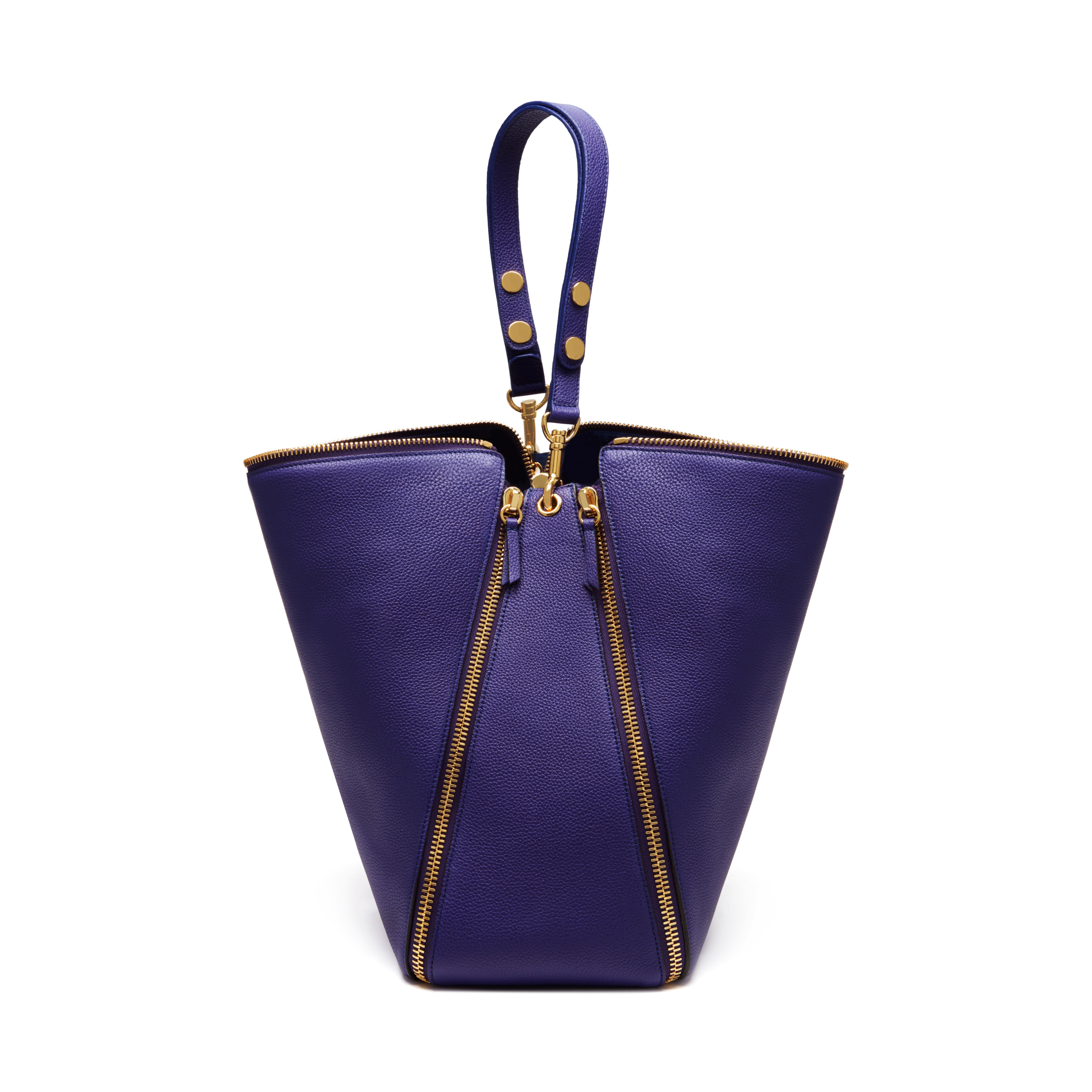 0629a15442 Mulberry Camden Leather Tote Bag in Blue - Lyst