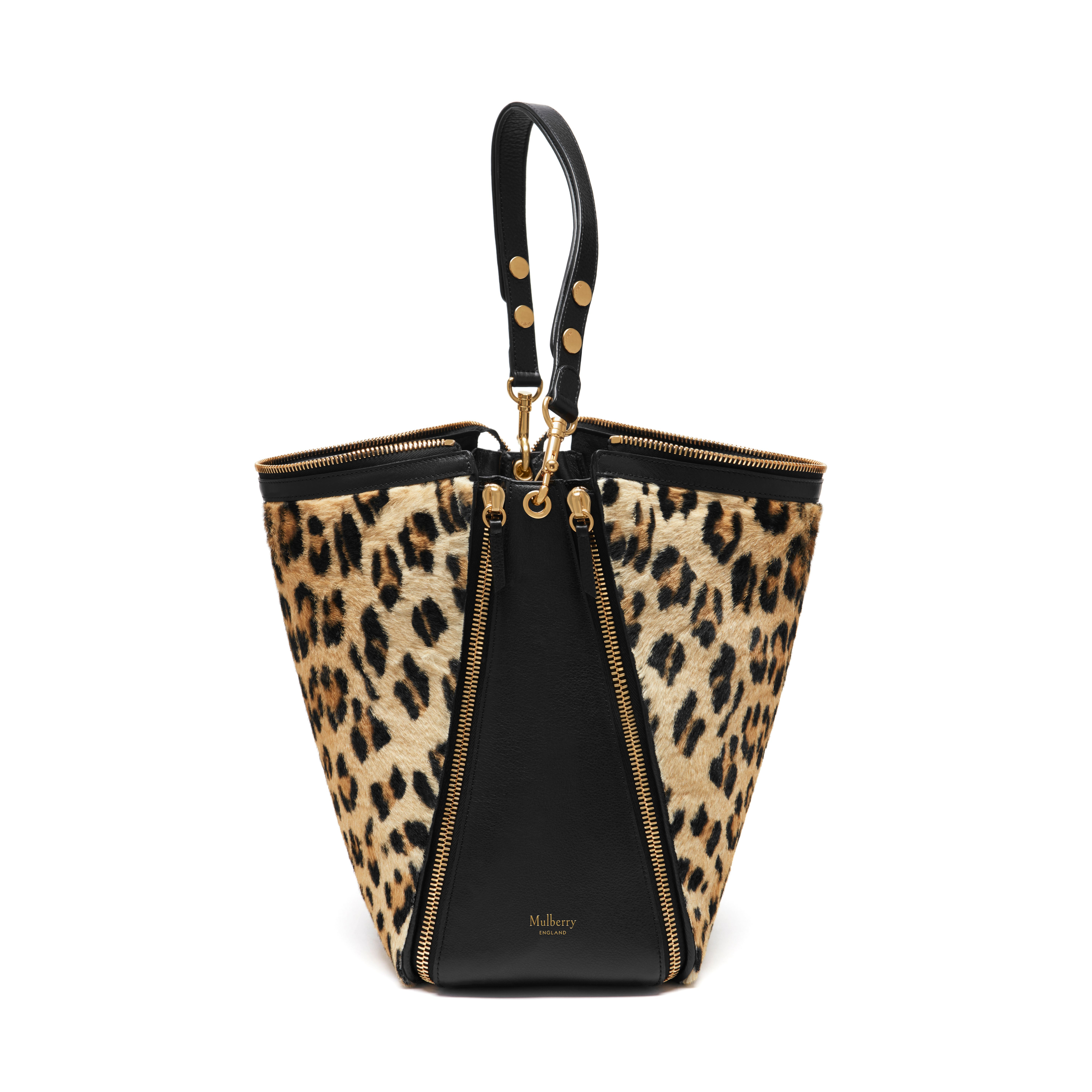 ... ireland lyst mulberry camden leopard print calf hair and leather tote  bag 82def d7598 31fc19a3ea8a0