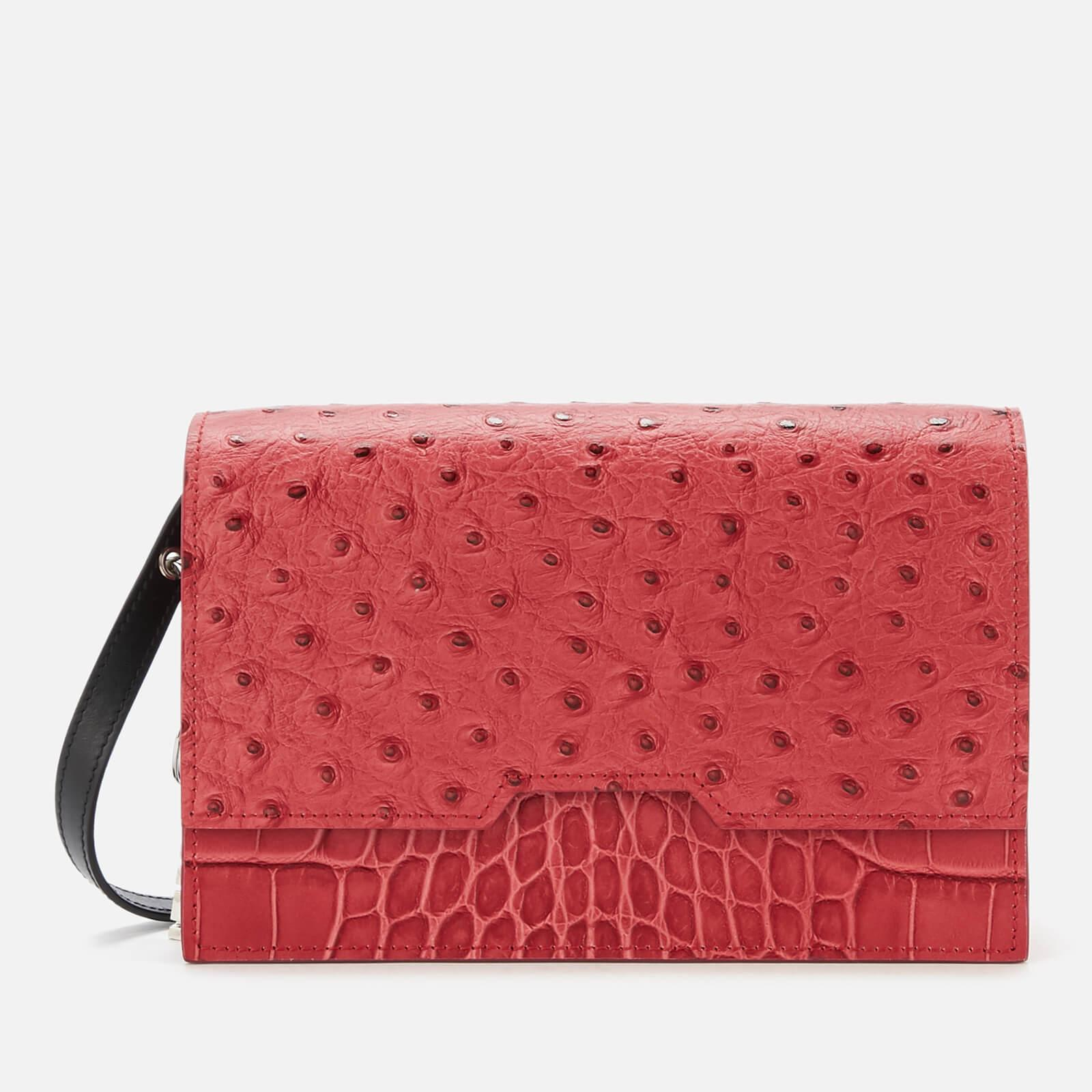 d2d6db6c303e Vivienne Westwood Anglomania Susie Mini Cross Body Bag in Red - Lyst