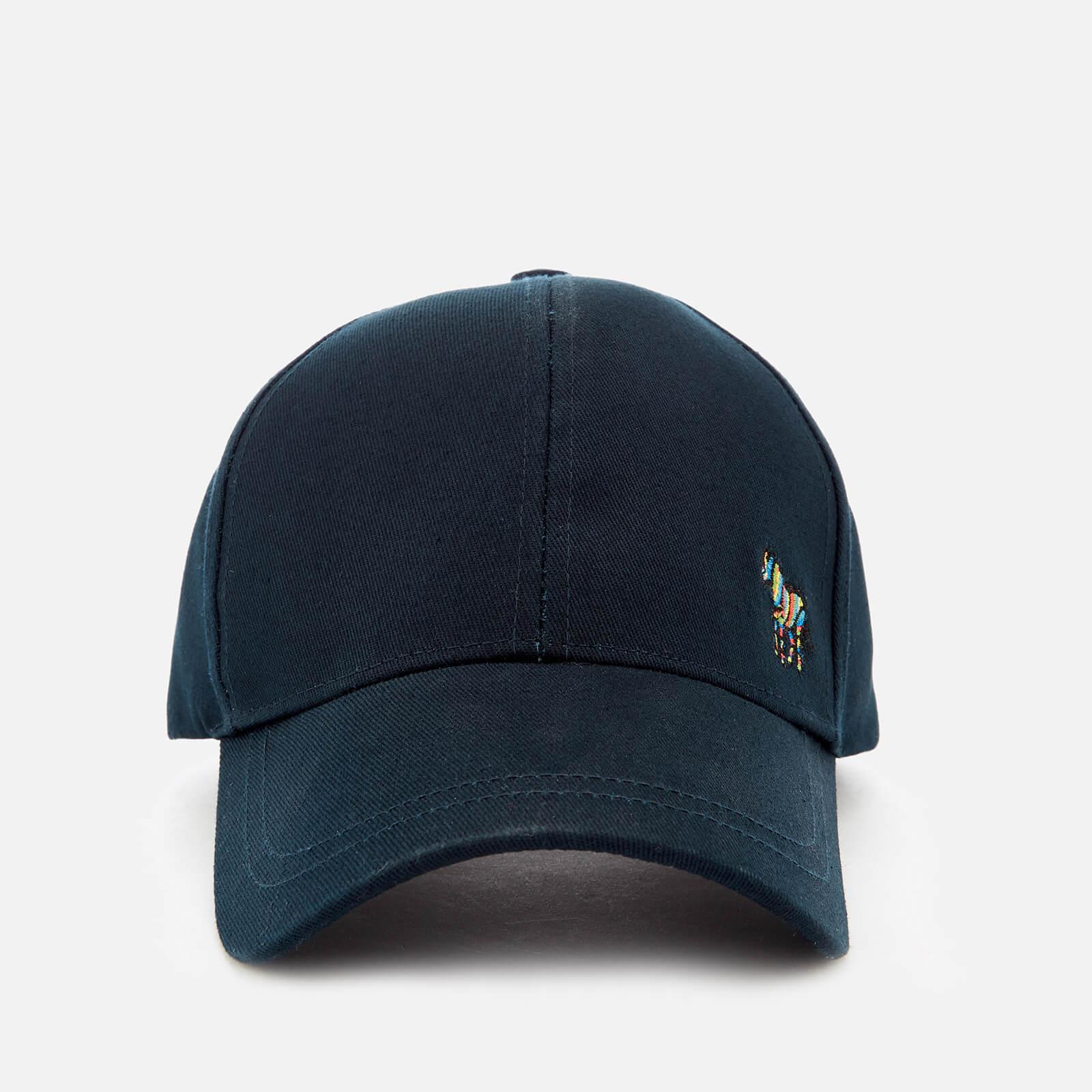 Lyst - Ps By Paul Smith Zebra Baseball Cap in Blue for Men - Save ... ef281ac675a7