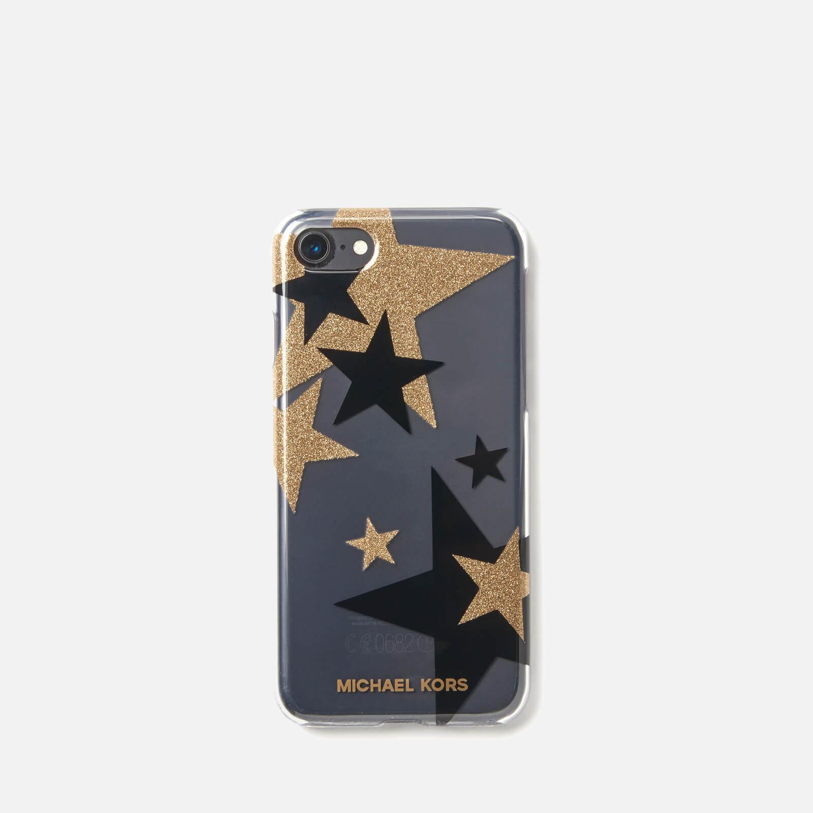 michael michael kors electronic plastic iphone 7 cover lyst. Black Bedroom Furniture Sets. Home Design Ideas
