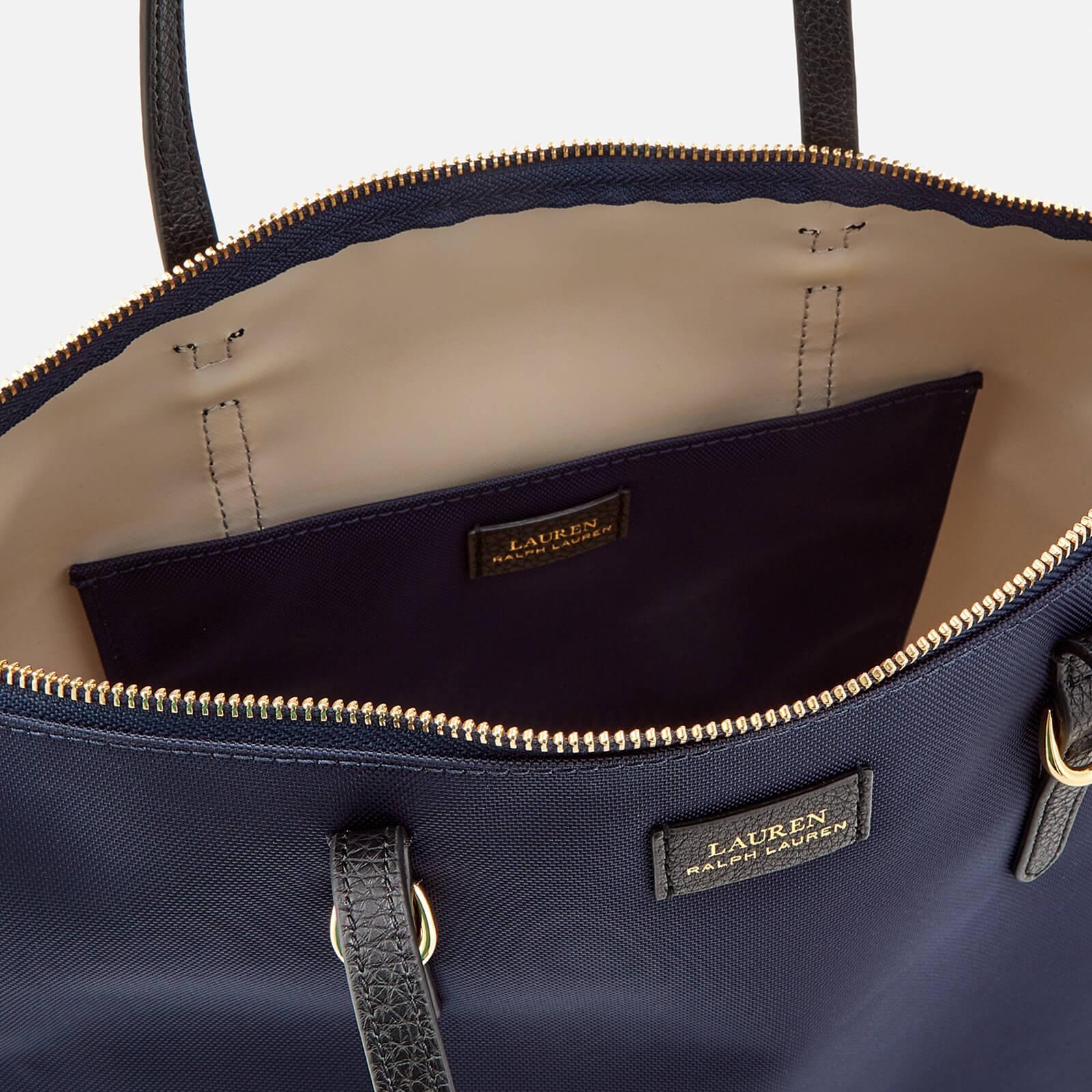 98ff1ac387291 Lauren by Ralph Lauren Chadwick Shopper Bag in Blue - Lyst