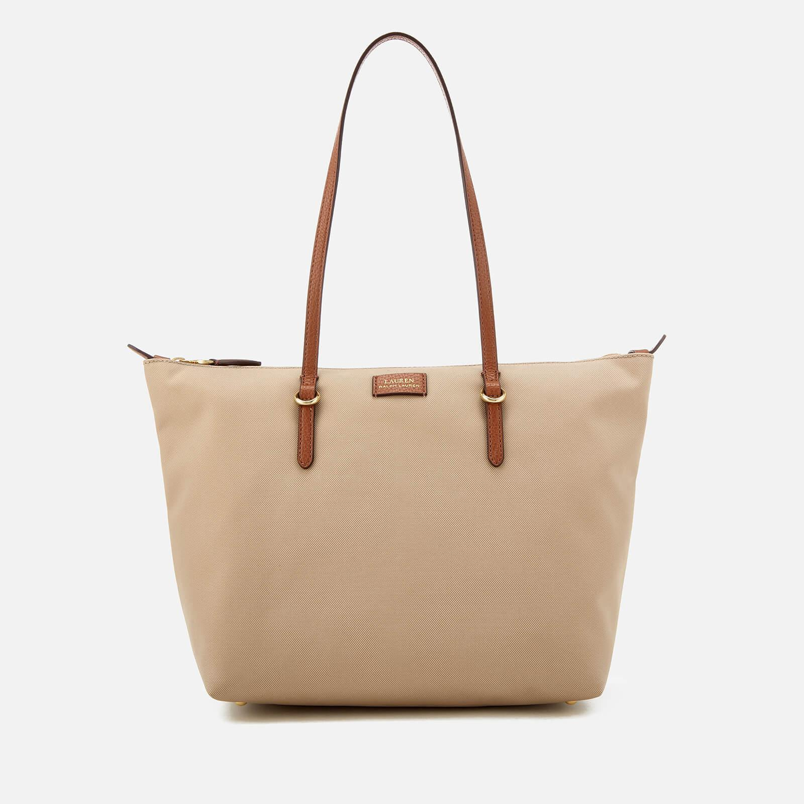 f7416cd5f404e Lauren by Ralph Lauren Chadwick Shopper Bag in Natural - Lyst