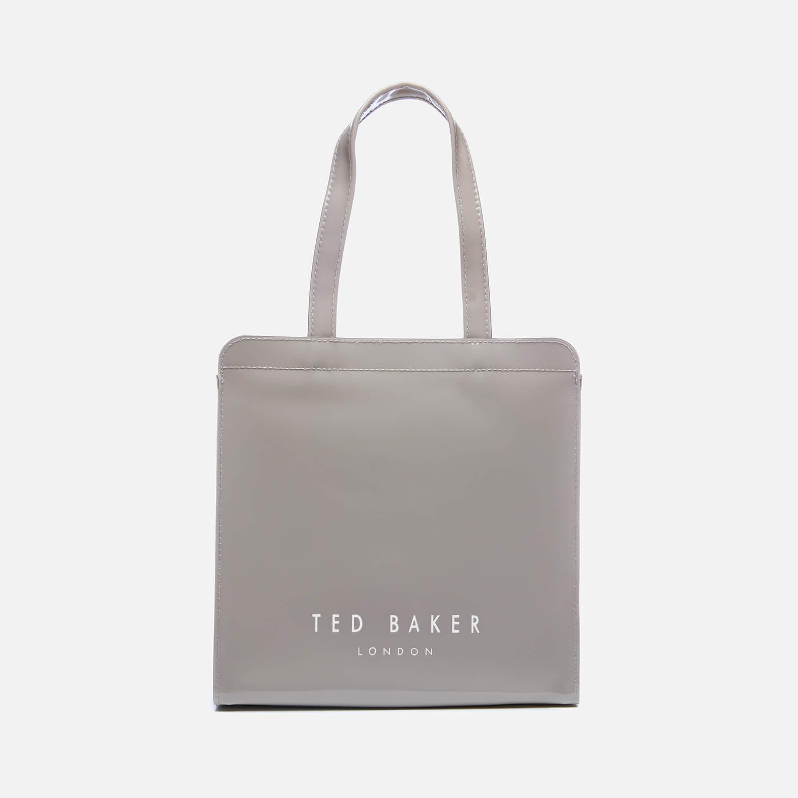 22756506d48 Lyst - Ted Baker Arycon Bow Detail Small Icon Bag in Gray