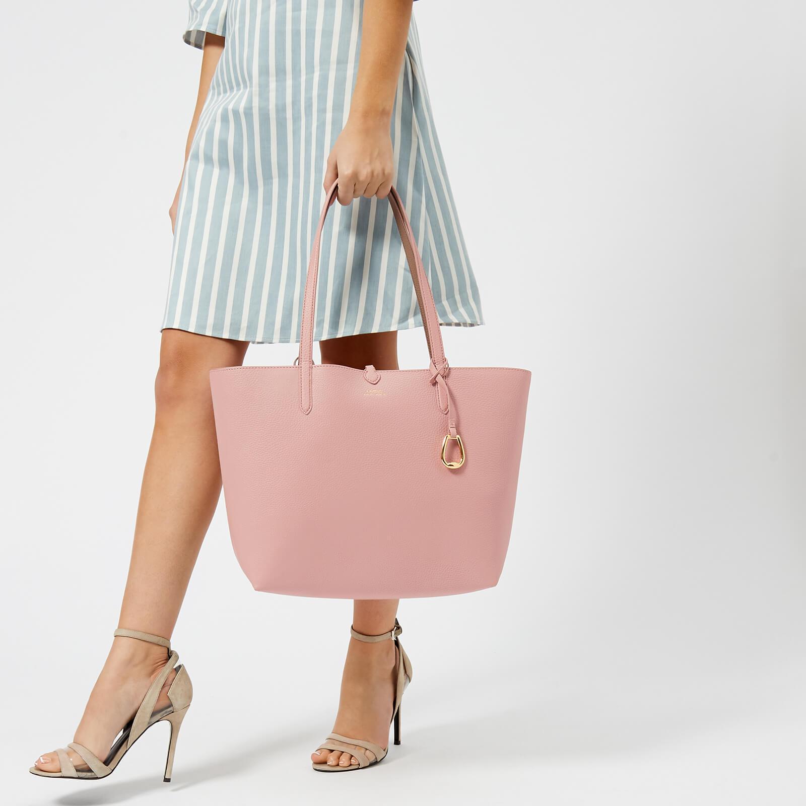 d1b037776 Lauren by Ralph Lauren Merrimack Reversible Tote Bag in Pink - Lyst