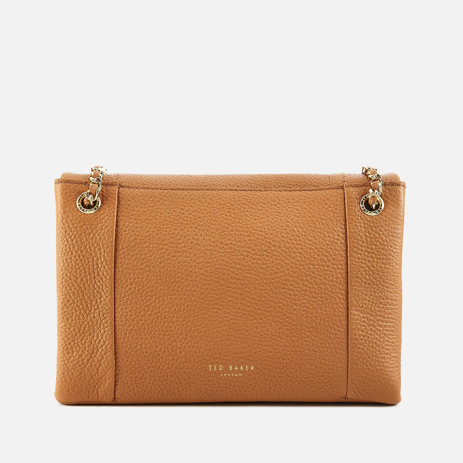 83a1c3bfc Ted Baker - Brown Clarria Bow Detail Cross Body Bag - Lyst. View fullscreen