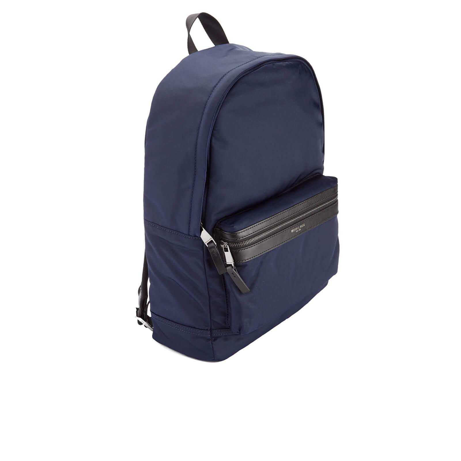 5c0b605d71 Michael Kors - Blue Men s Kent Nylon Backpack for Men - Lyst. View  fullscreen