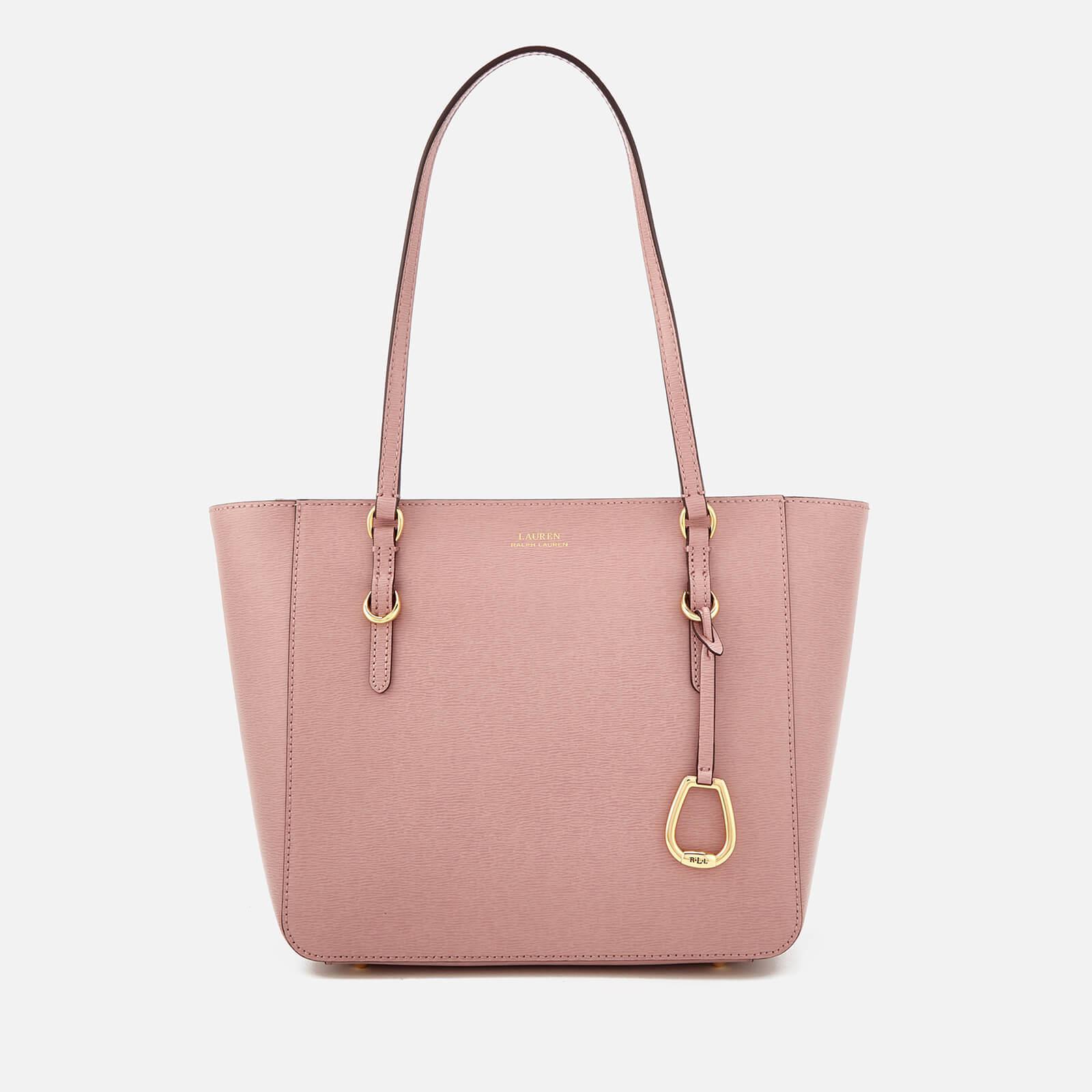 fb1589fb4f Lauren by Ralph Lauren Bennington Shopper Bag in Pink - Lyst