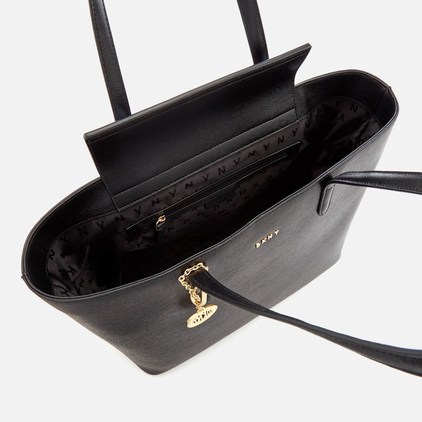 DKNY - Black Bryant Large Tote Bag - Lyst. View fullscreen 744f9bc741c18