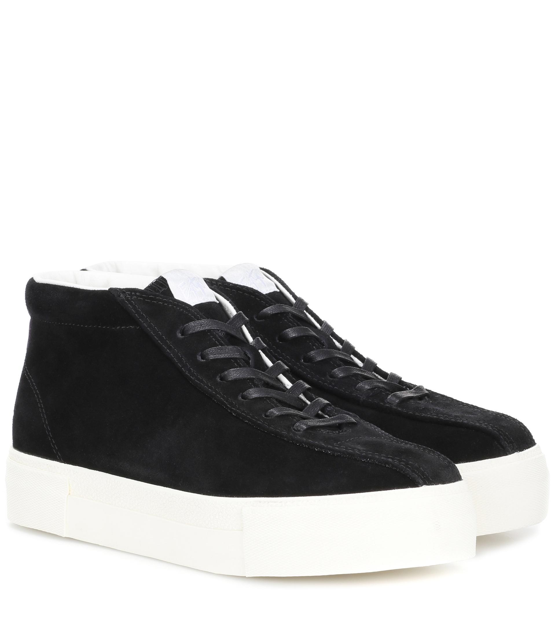 sale ebay Eytys Printed High-Top Sneakers 2014 unisex cheap online genuine for sale FClesFL5u8