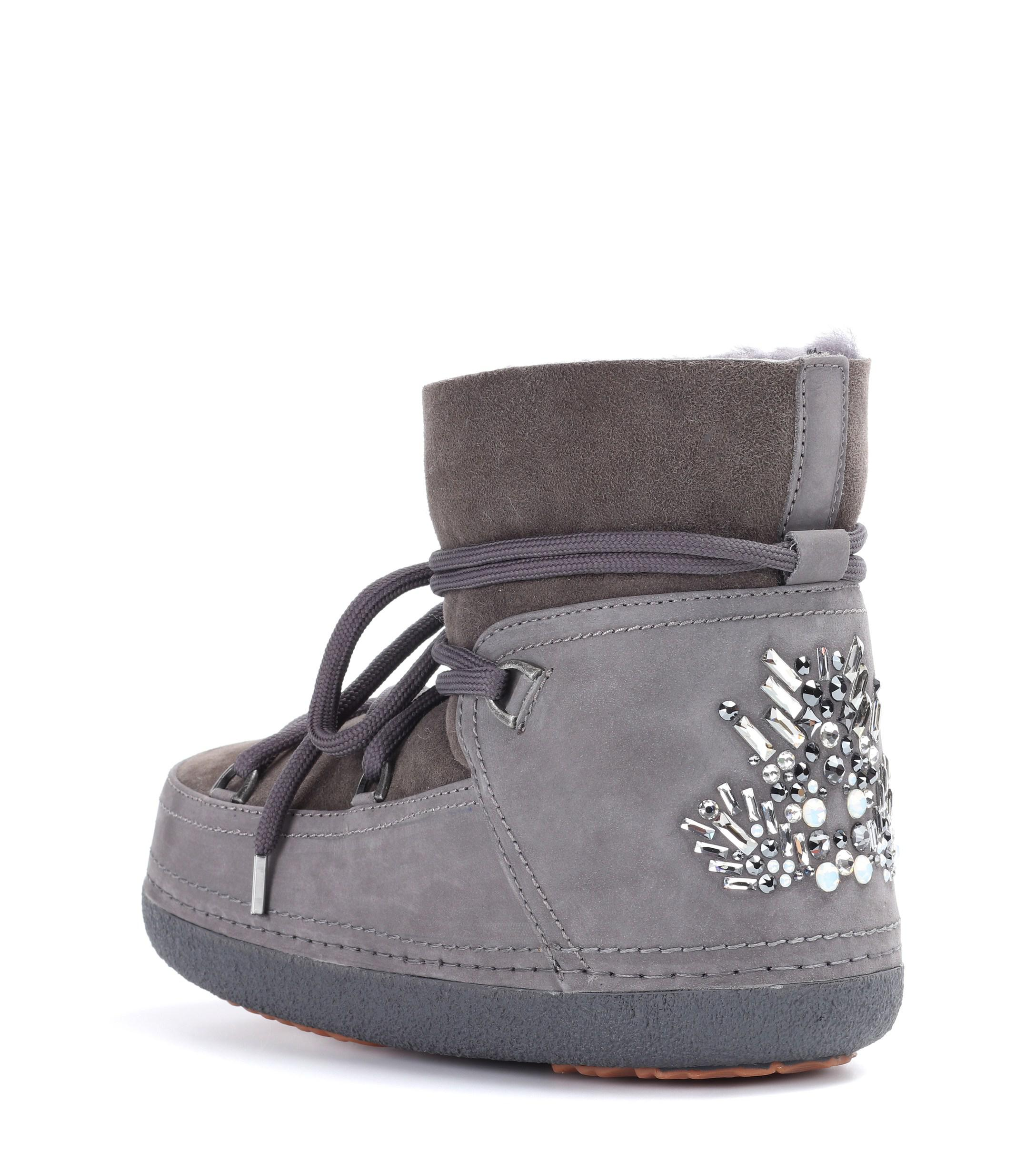 low priced 44939 cecf8 inuikii-designer-grey-Crystal-embellished-Suede-Ankle-Boots.jpeg